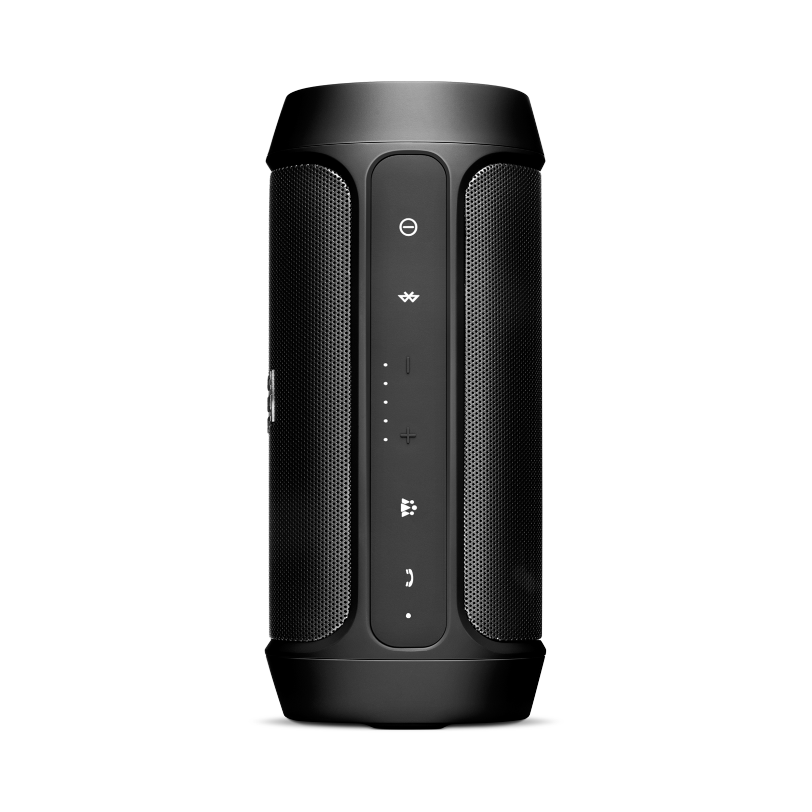 JBL Charge 2 - Black - Portable Bluetooth speaker with massive battery to charge your devices - Detailshot 3