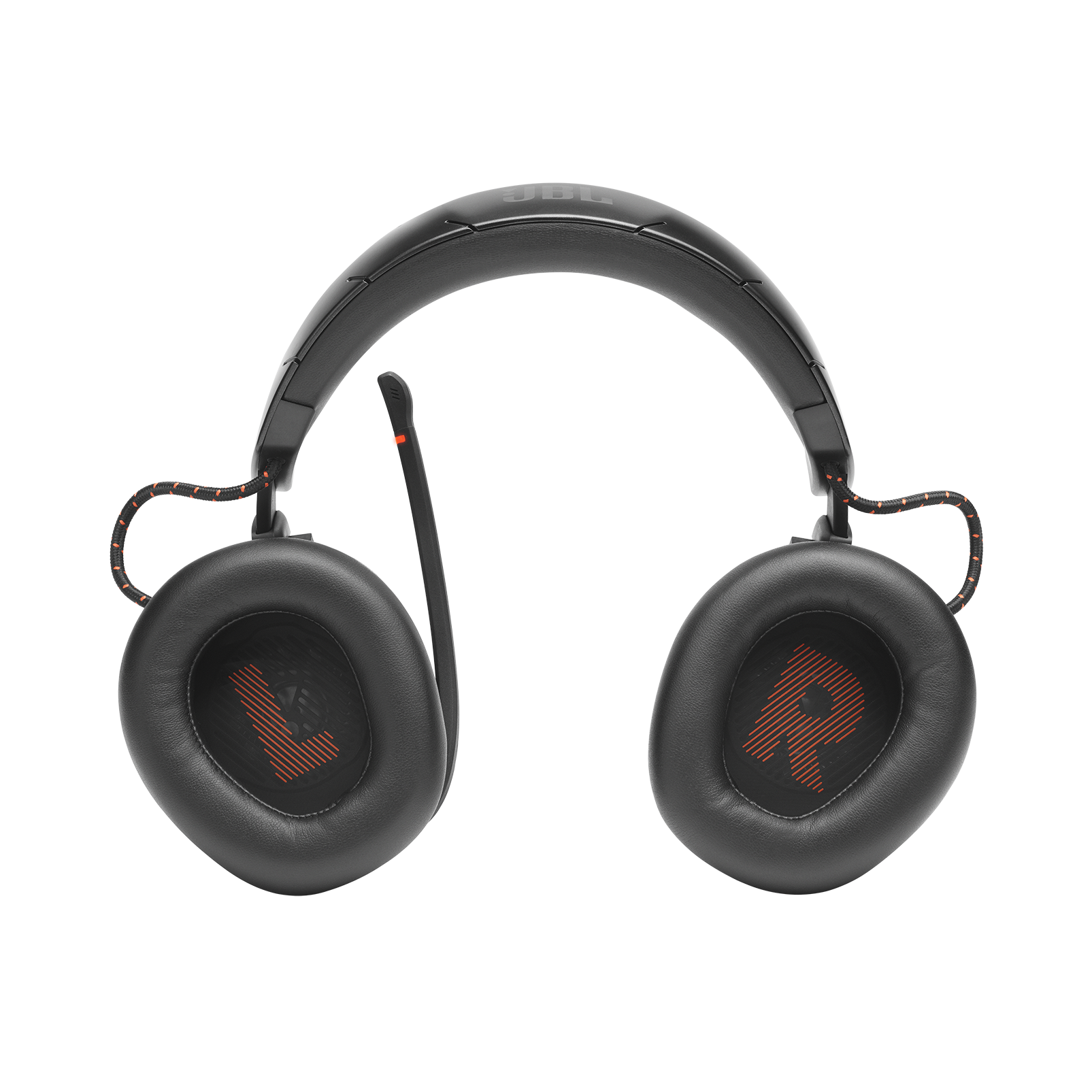 JBL Quantum 600 - Black - Wireless over-ear performance gaming headset with surround sound and game-chat balance dial - Detailshot 6