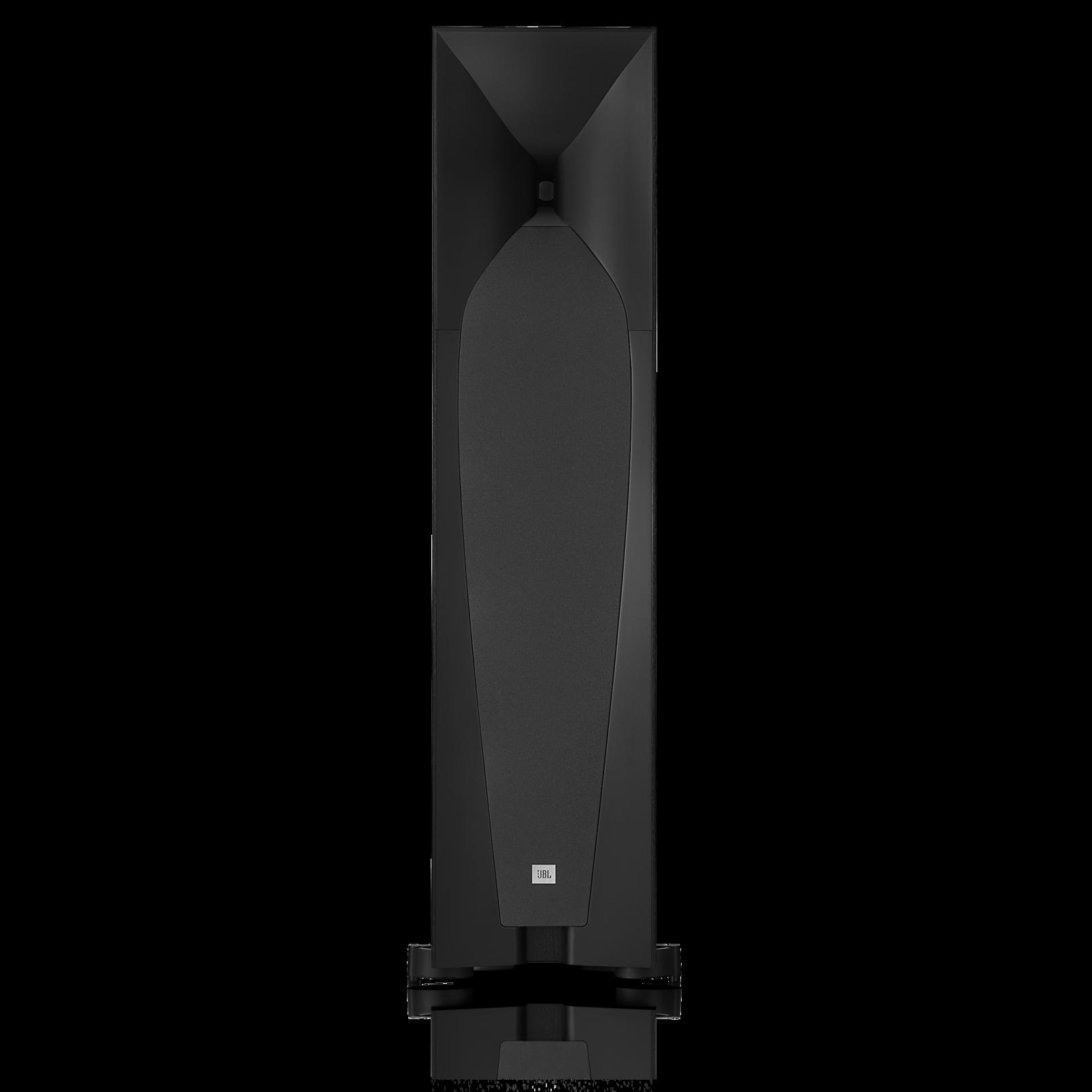 Studio 580 - Black - Professional-quality 200-watt Floorstanding Speaker - Front