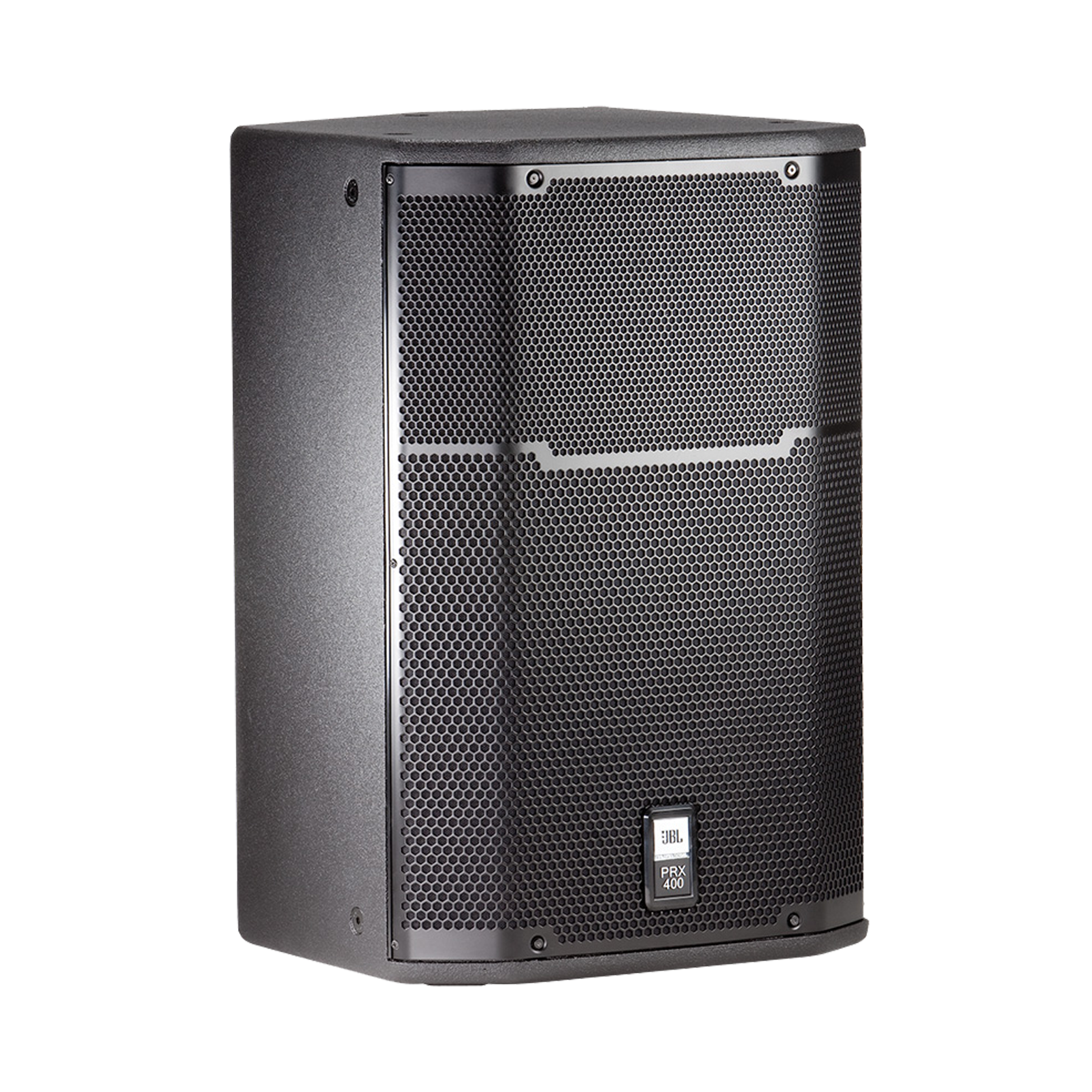 """JBL PRX415M - Black - 15"""" Two-Way Stage Monitor and Loudspeaker System - Hero"""