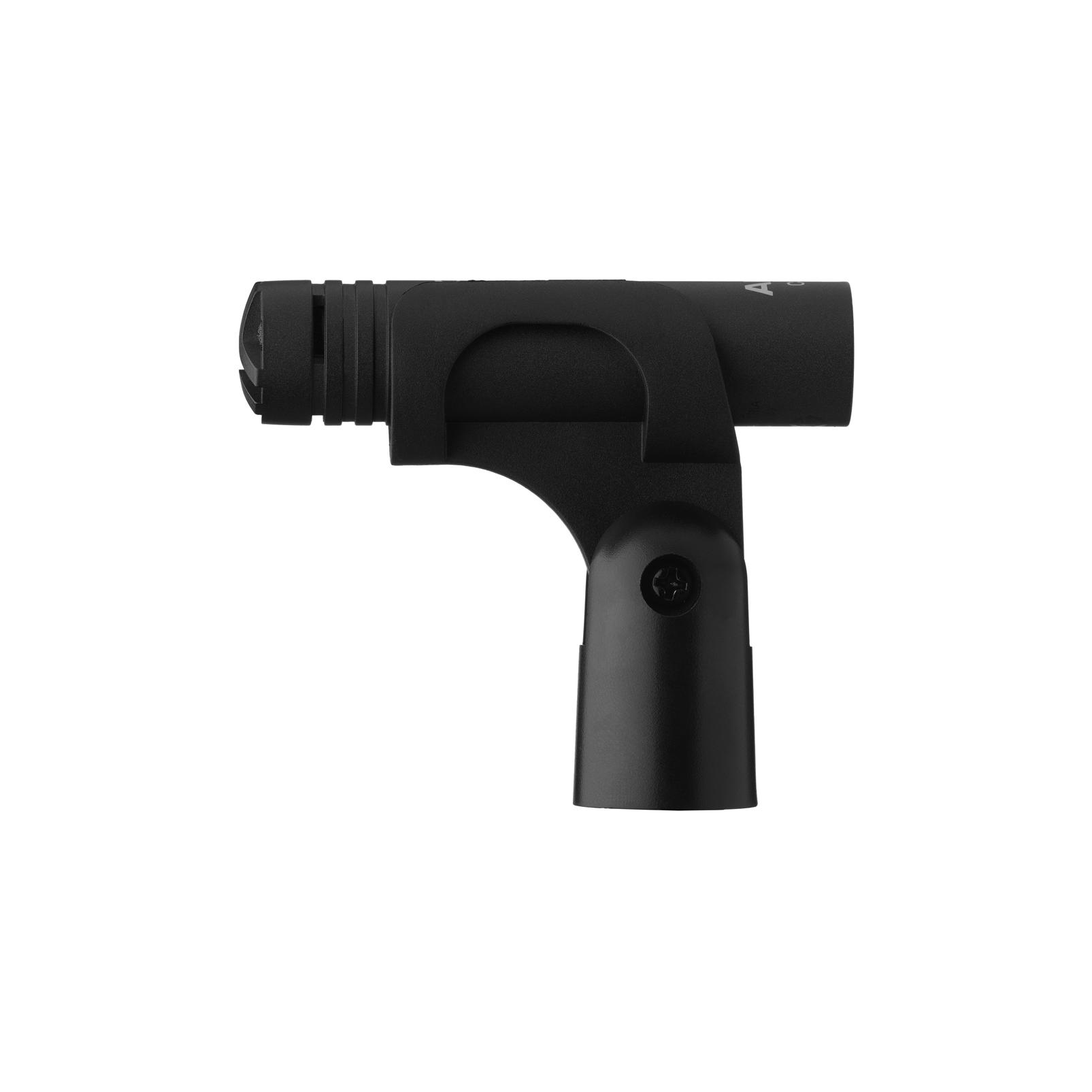 C430 - Black - Professional miniature condenser microphone - Left
