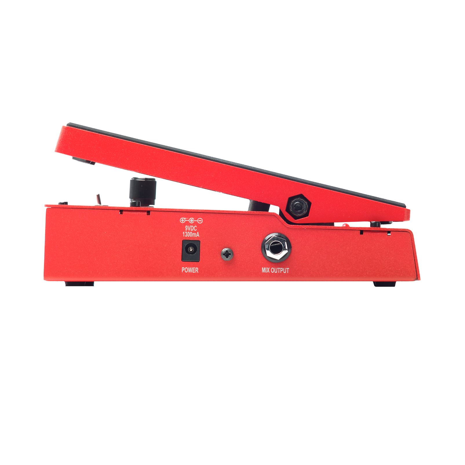 Whammy (5th Gen) - Red - Whammy Guitar Pedal Pedal with MIDI In - Left