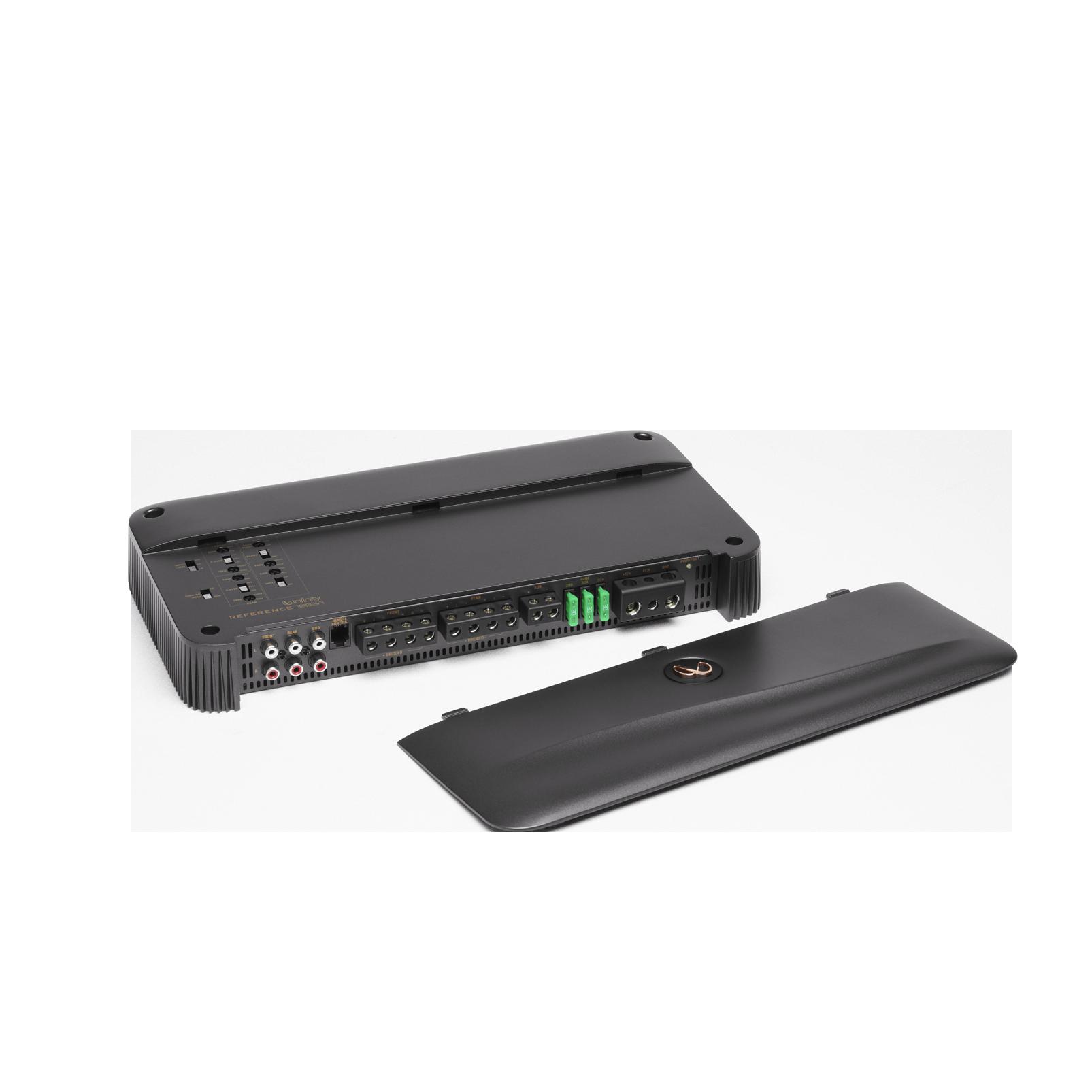Reference 7005A - Black - High performance 5 channel car amplifier - Detailshot 2