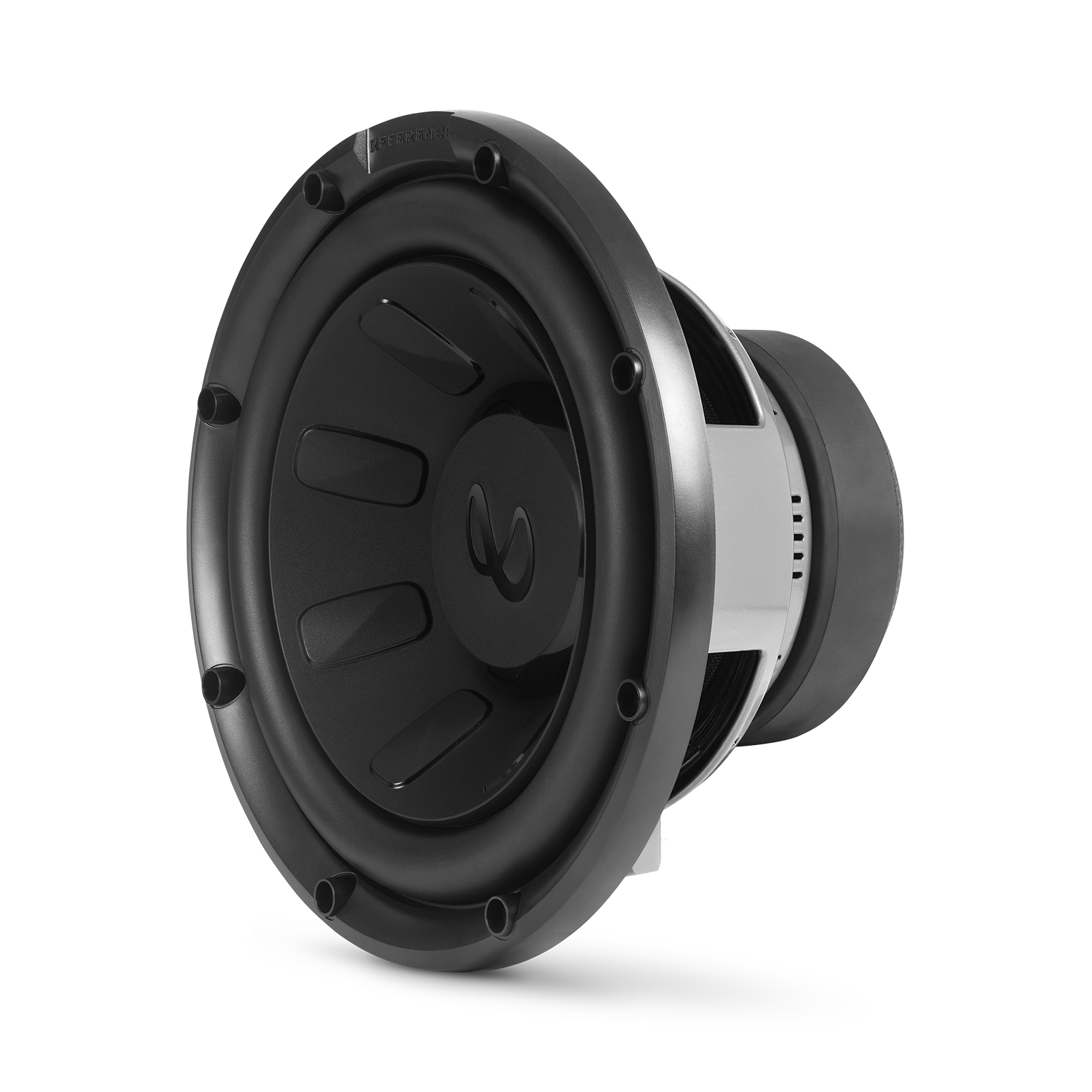 "Reference Subwoofers 1070 - Black - 10"" and 12"" car audio subwoofers - Hero"