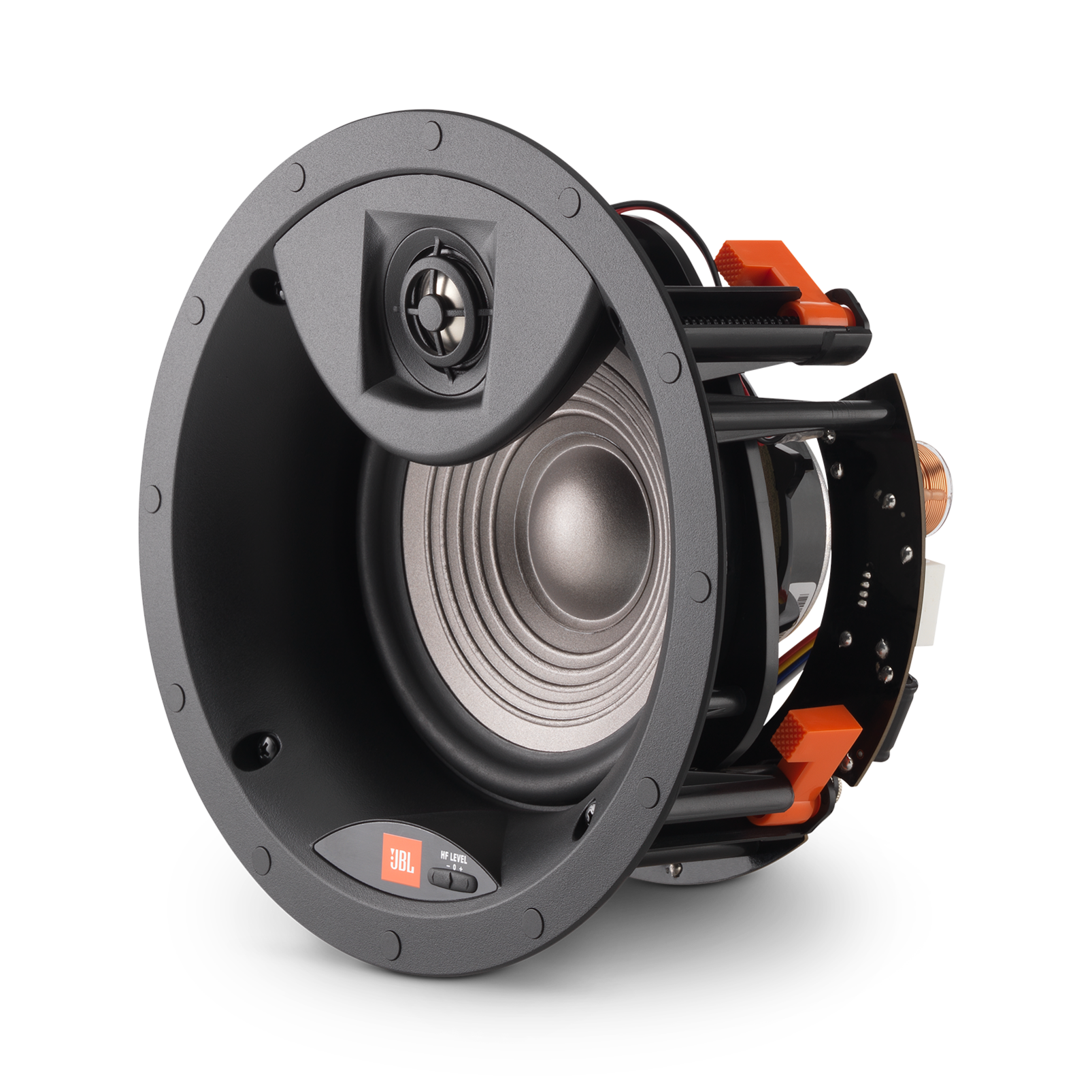 "Studio 2 6IC - Black - Premium In-Ceiling Loudspeaker with 6-1/2"" woofer - Detailshot 2"