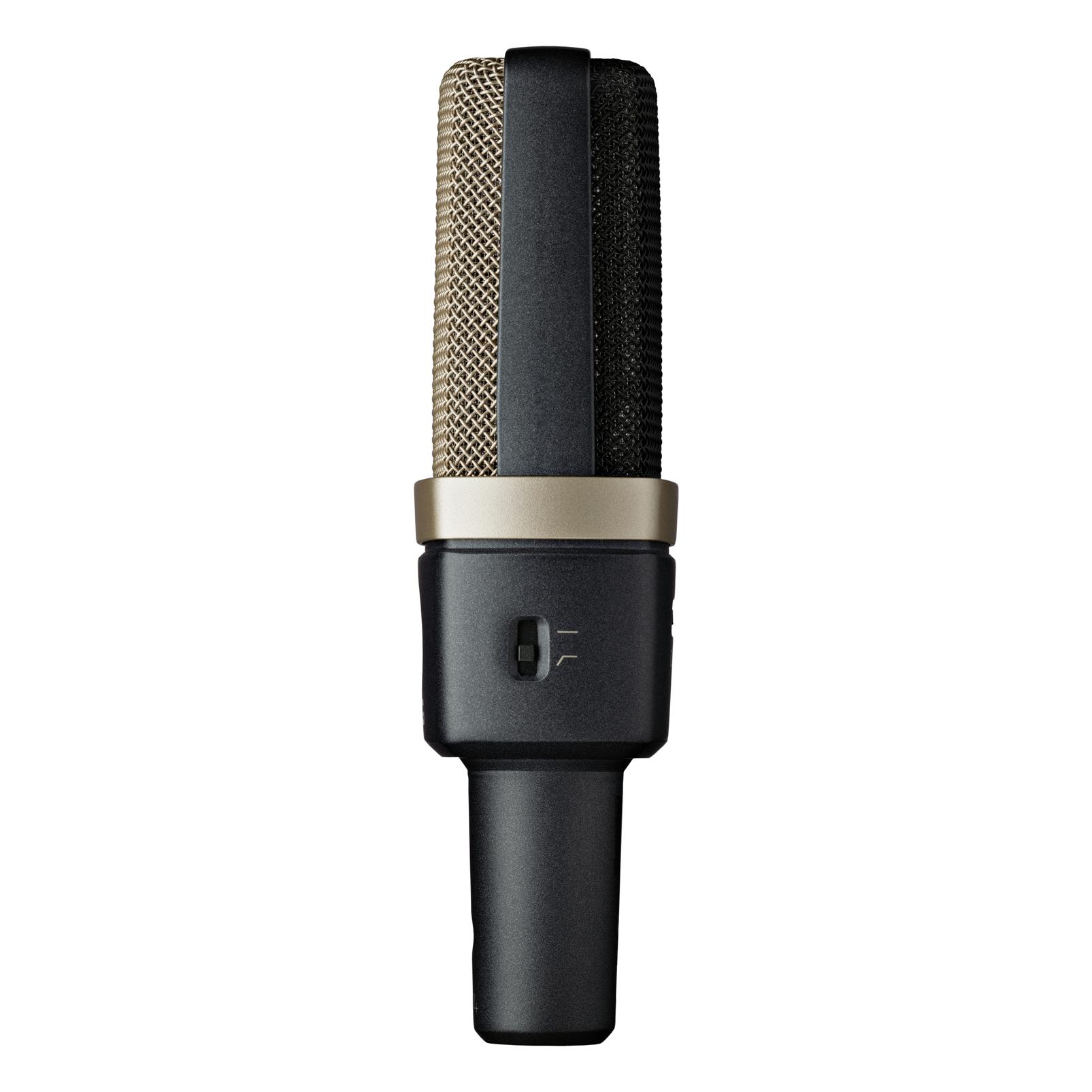 C314 Matched Pair - Black - Matched pair stereo set - Detailshot 2
