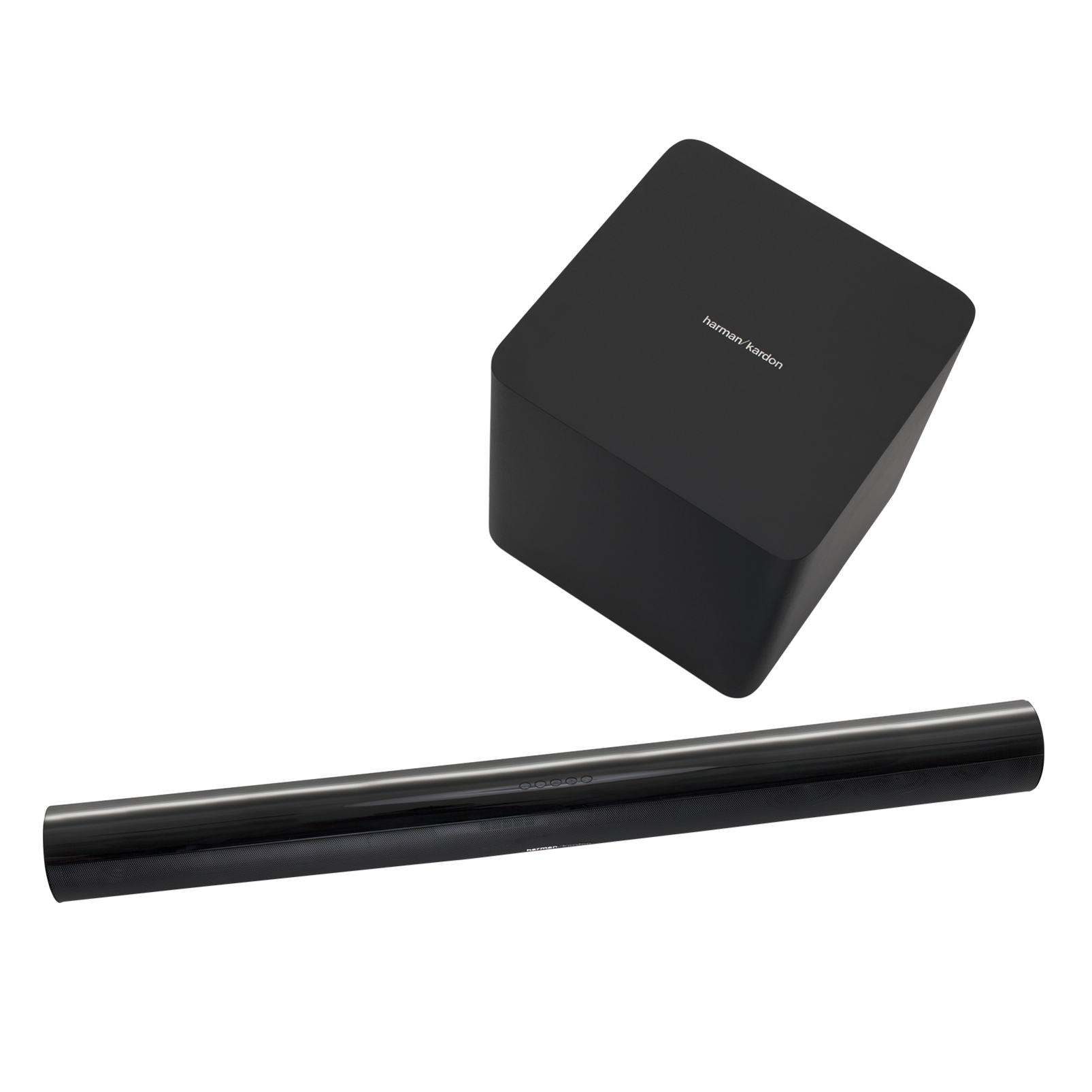 SB 26 - Black - Advanced Soundbar with Bluetooth® and powered wireless subwoofer - Detailshot 3