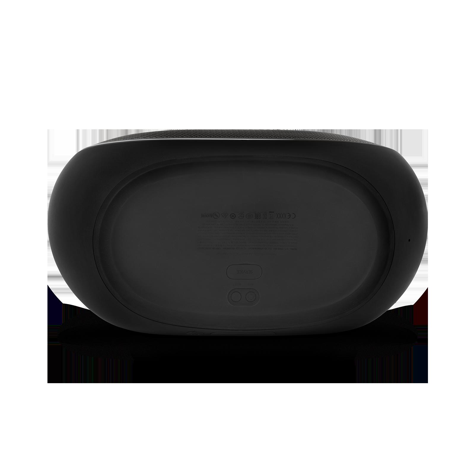 Omni 50+ - Black - Wireless HD Indoor/Outdoor speaker with rechargeable battery - Detailshot 1