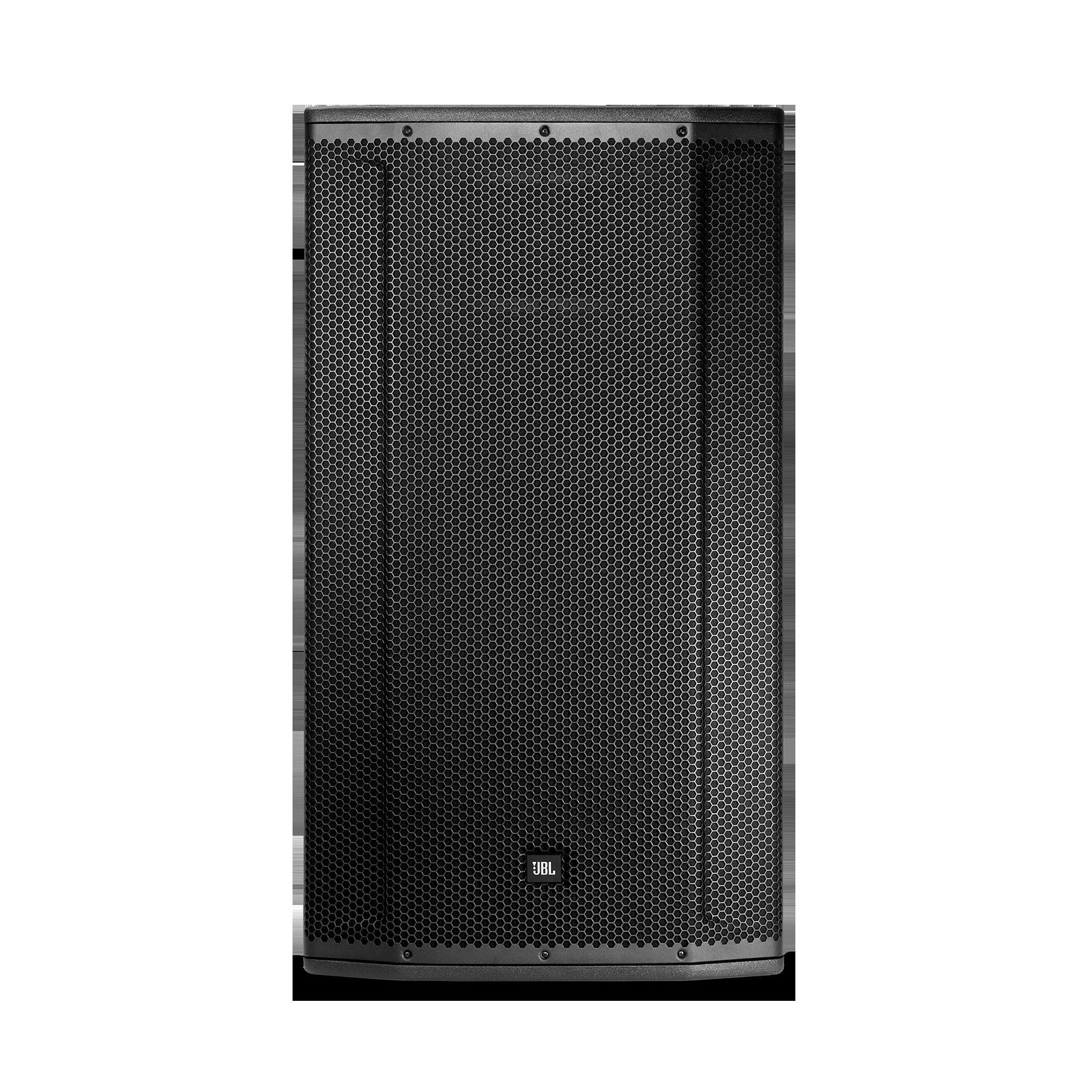 """JBL SRX835 - Black - 15"""" Three-Way Bass Reflex Passive System - Front"""