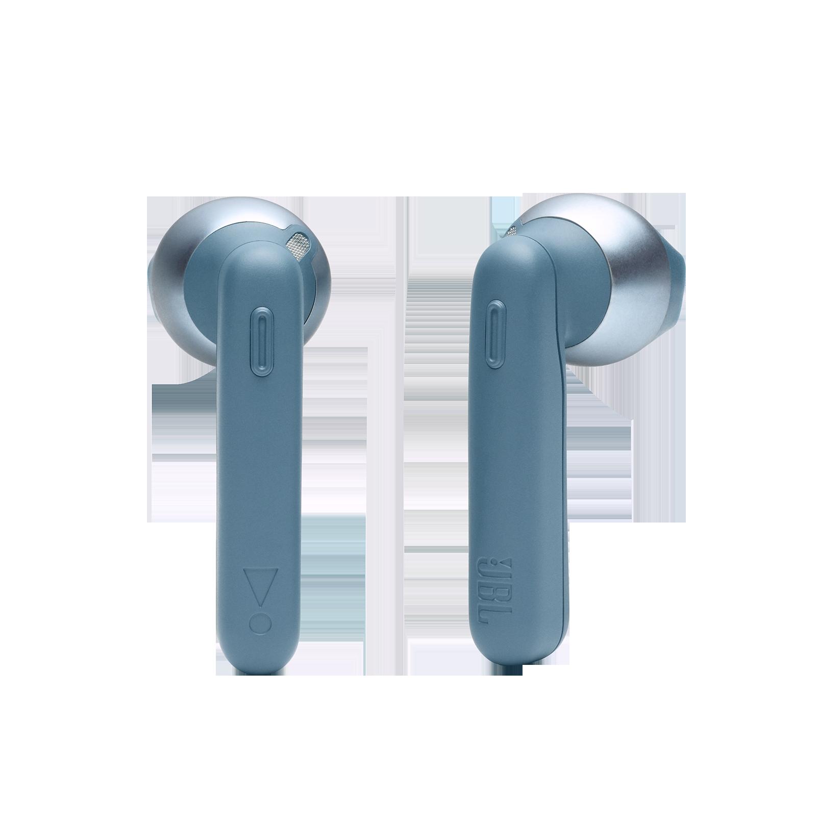 JBL TUNE 220TWS - Blue - True wireless earbuds - Hero