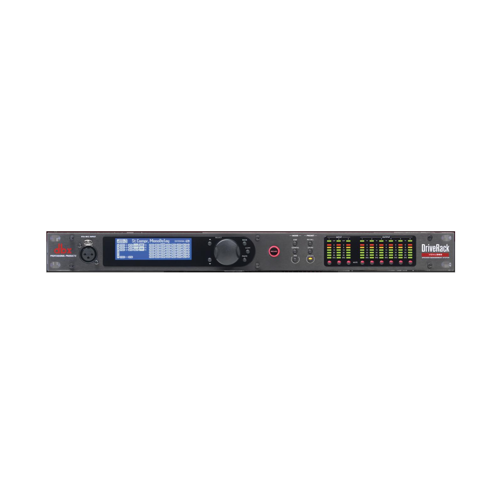 DriveRack VENU360