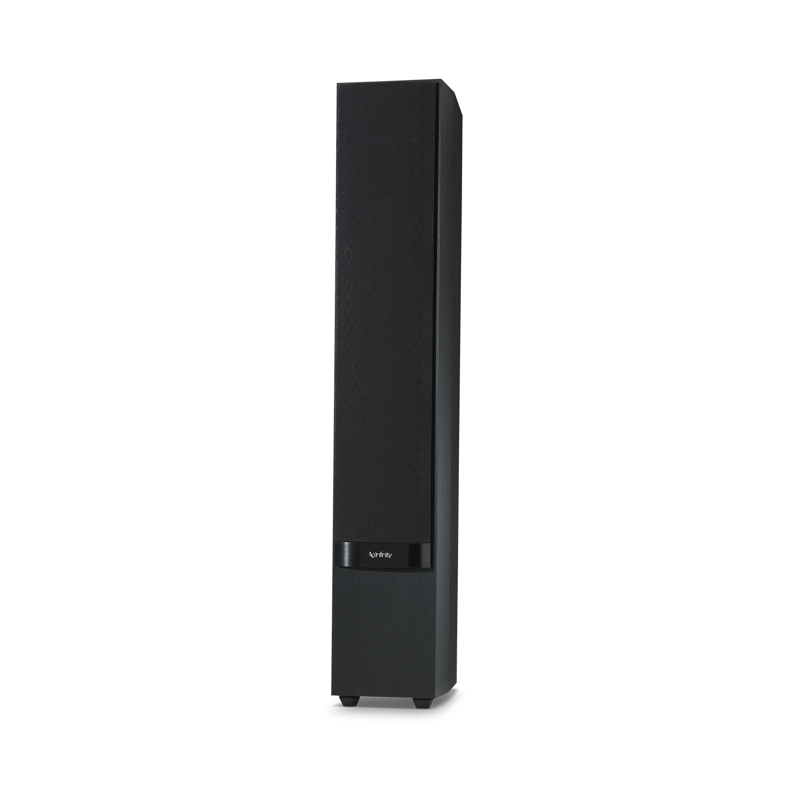 "Reference 253 - Black - 5-1/4"" 3-Way Floorstanding Loudspeaker - Detailshot 3"