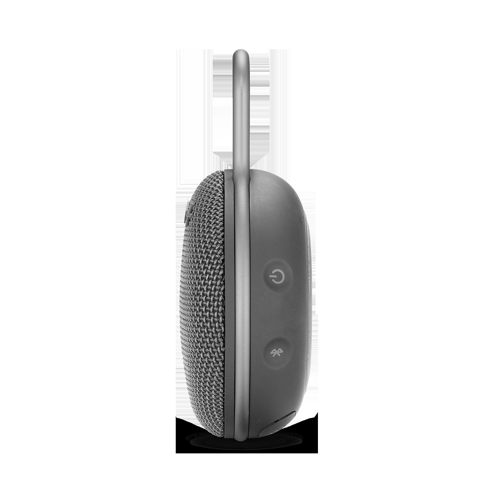 JBL CLIP 3 - Stone Grey - Portable Bluetooth® speaker - Detailshot 2