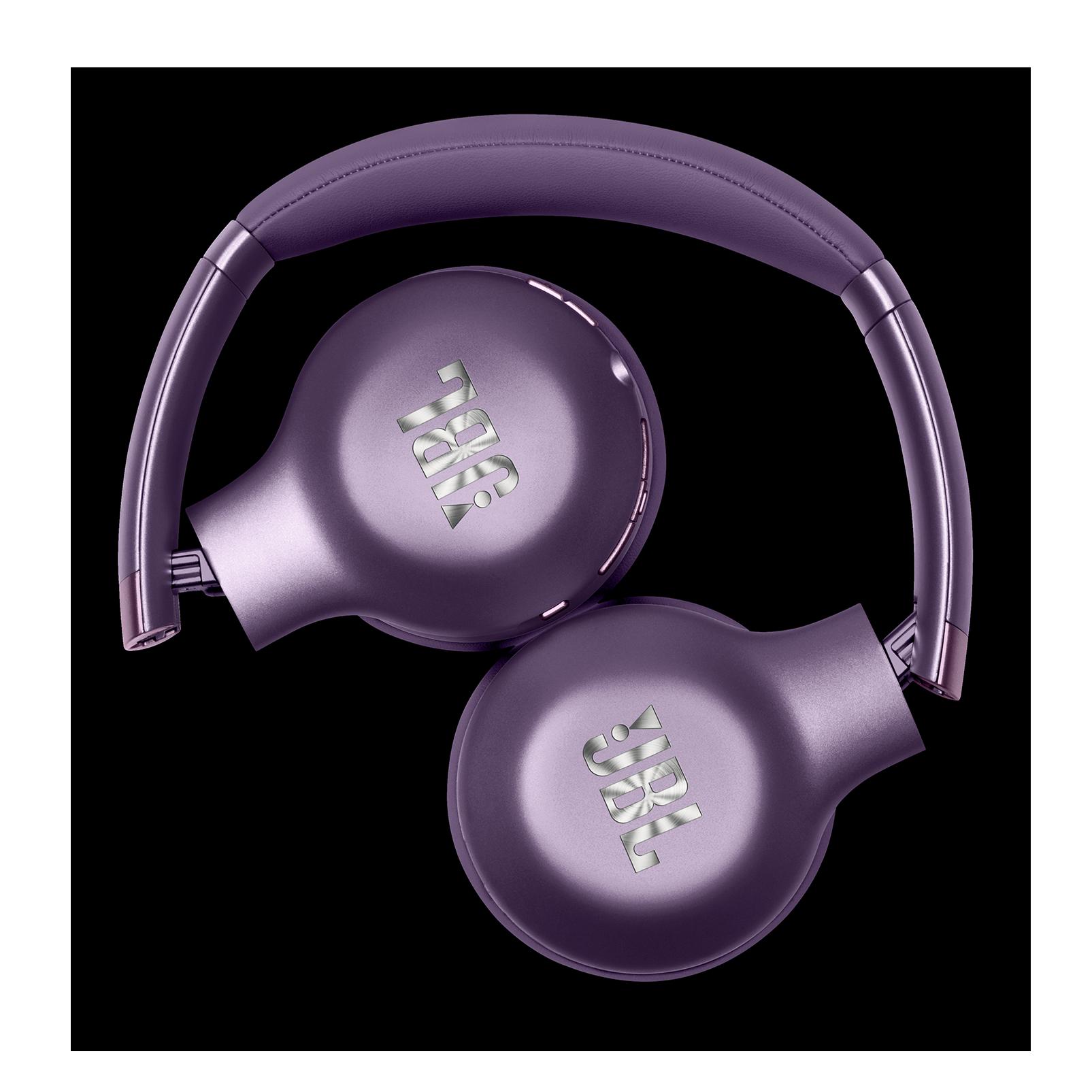 EVEREST™ 310GA - Purple - Wireless on-ear headphones - Detailshot 1