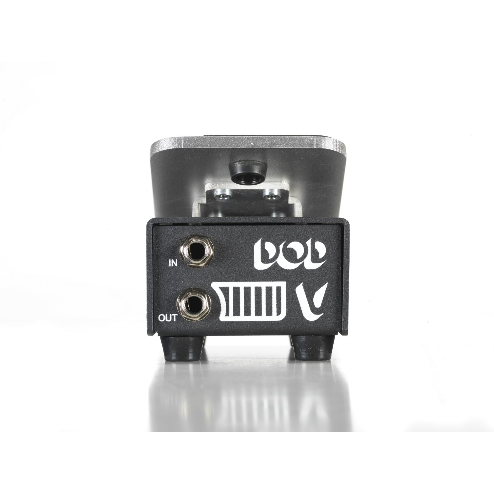 DOD Mini Volume - Black - Volume Pedal - Back