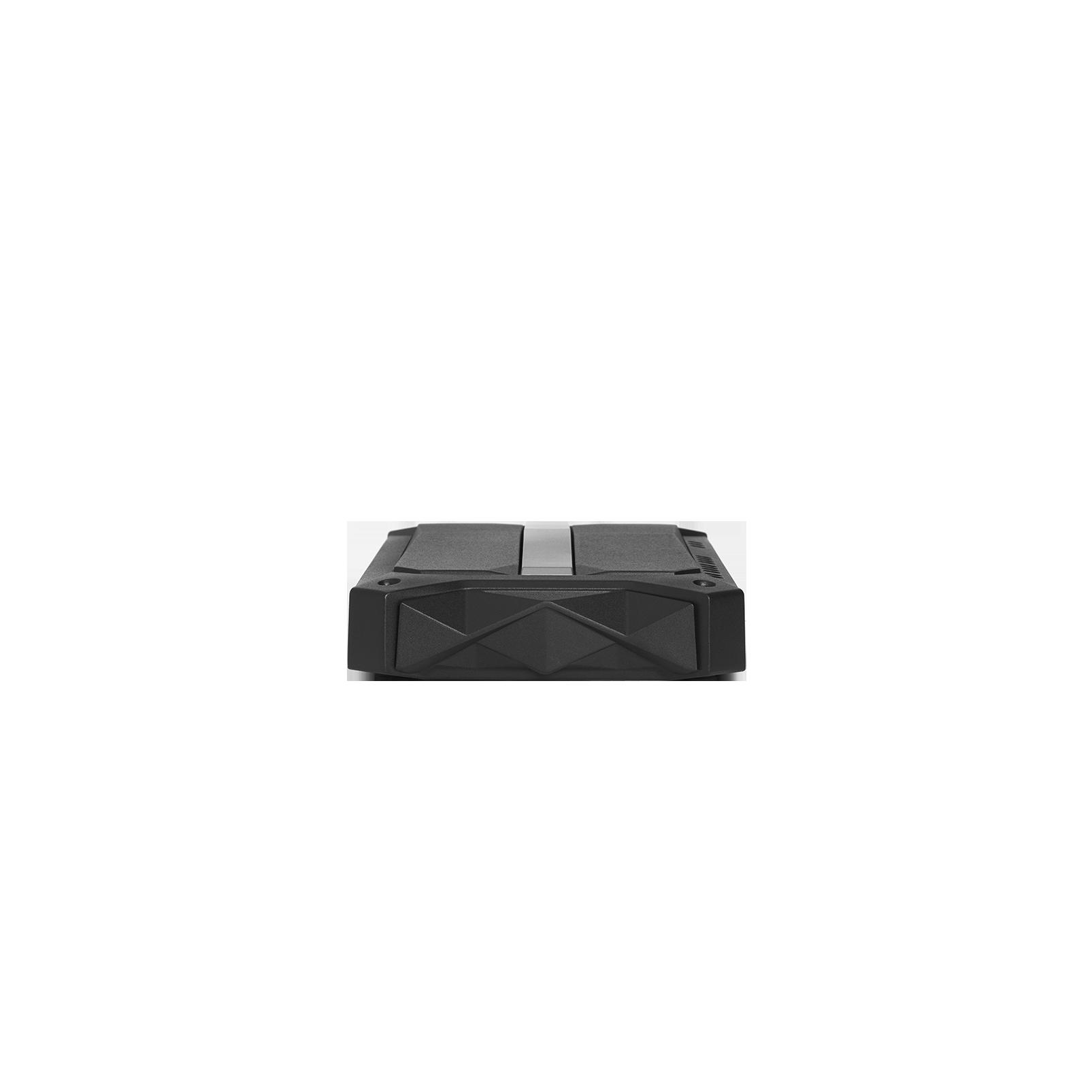 Stadium 5 - Black - High-performance multi-channel Class D amplifier - Detailshot 3