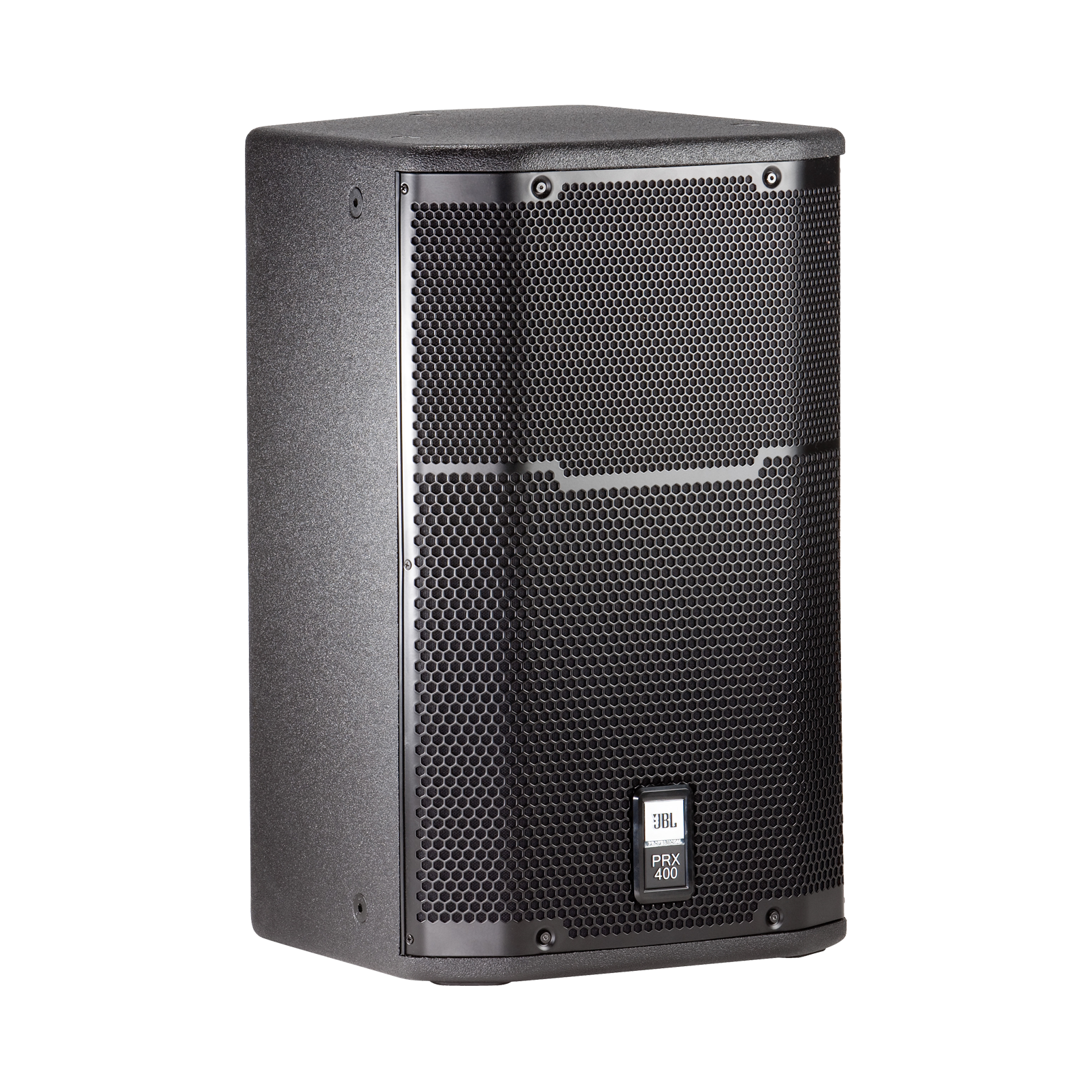 "JBL PRX412M - Black - 12"" Two-Way Stage Monitor and Loudspeaker System - Hero"