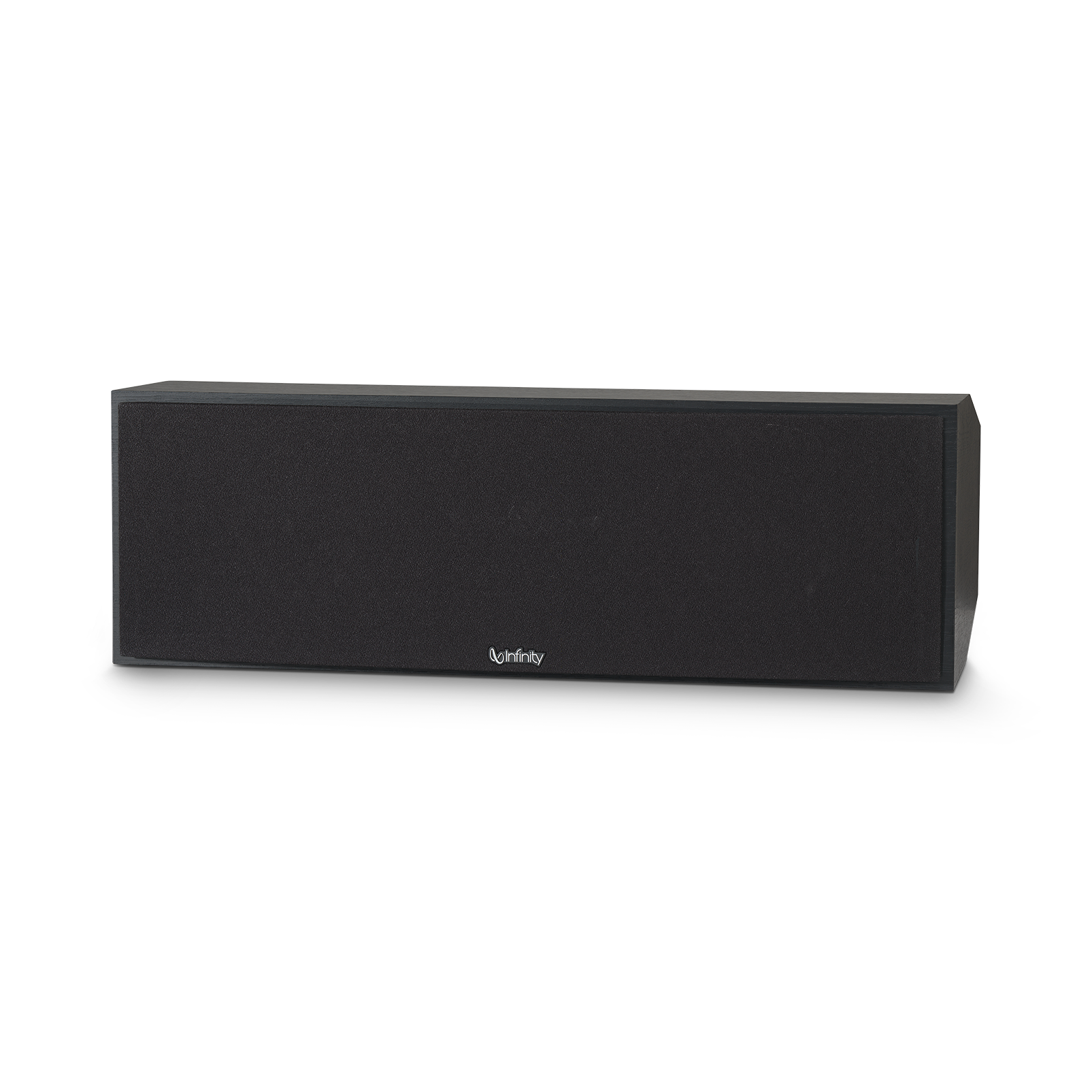 """Reference RC252 - Black - Dual 5-1/4"""" 2.5-Way Center Channel Loudspeaker - Hero"""