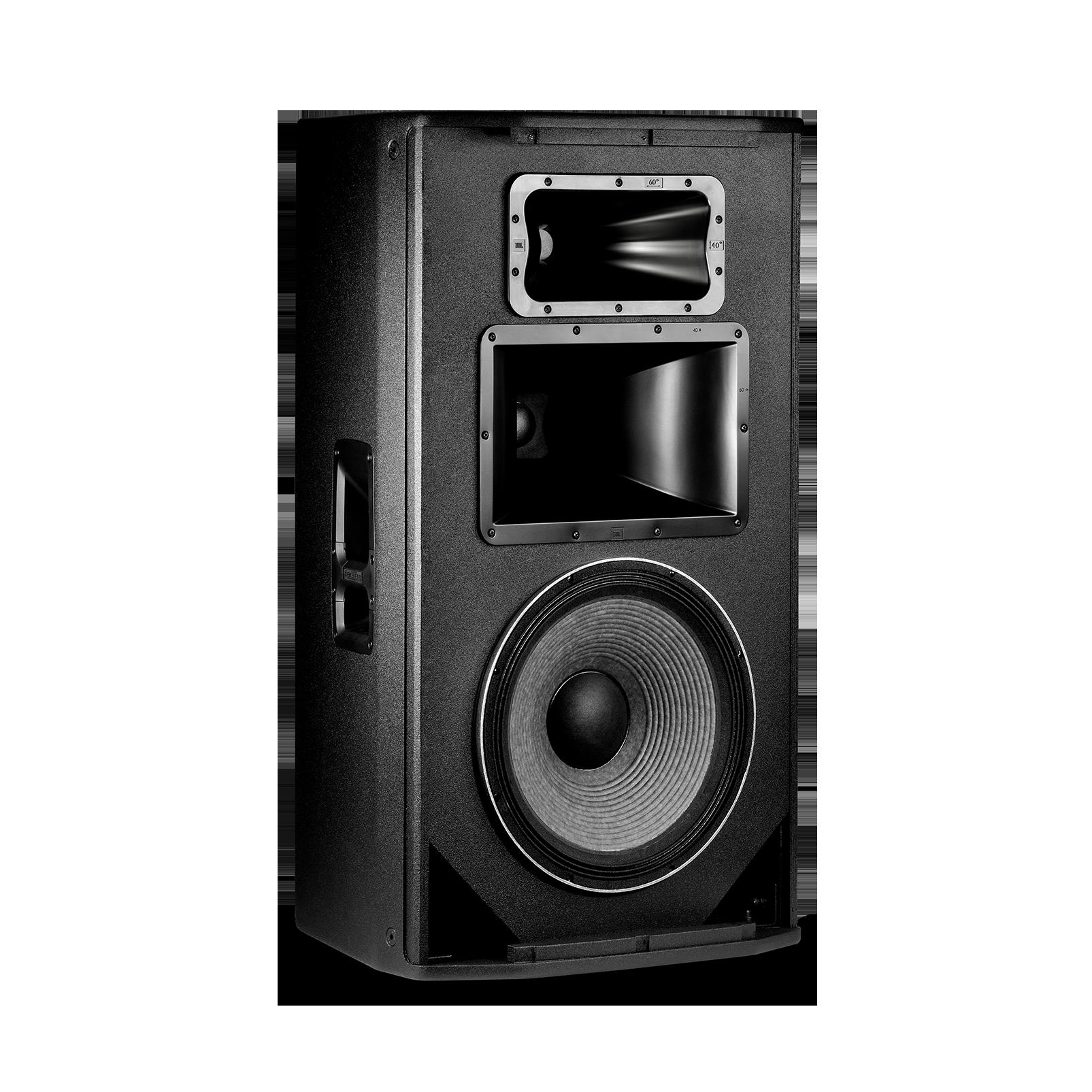 """JBL SRX835 - Black - 15"""" Three-Way Bass Reflex Passive System - Detailshot 1"""