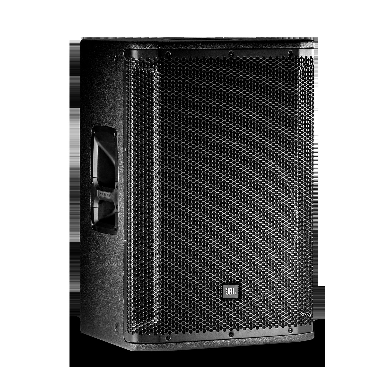 """JBL SRX815 - Black - 15"""" Two-Way Bass Reflex Passive System - Hero"""