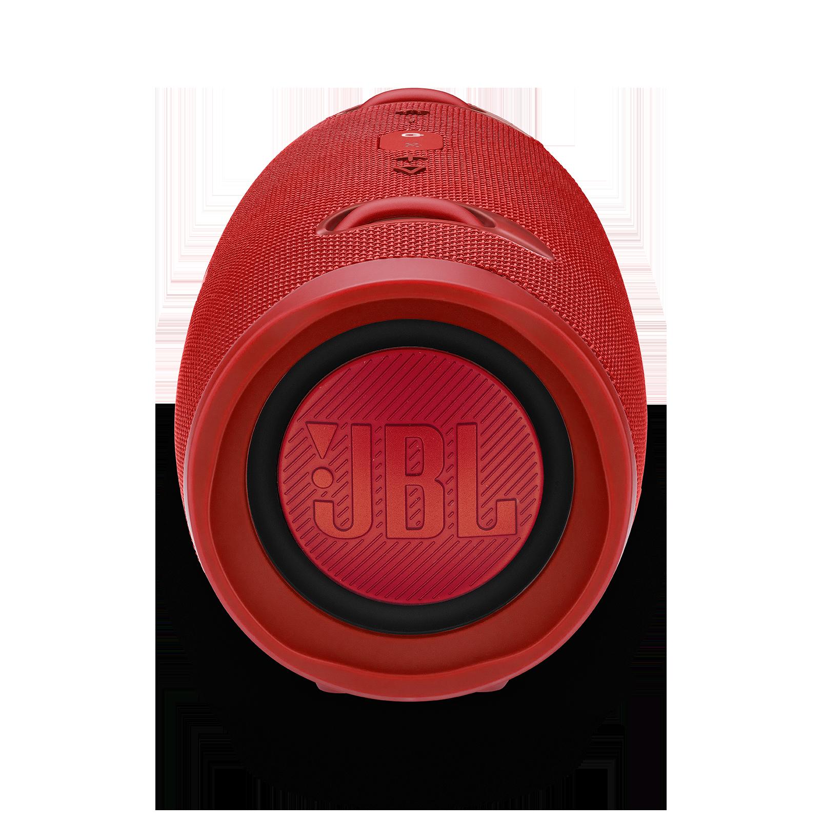 JBL Xtreme 2 - Red - Portable Bluetooth Speaker - Detailshot 3