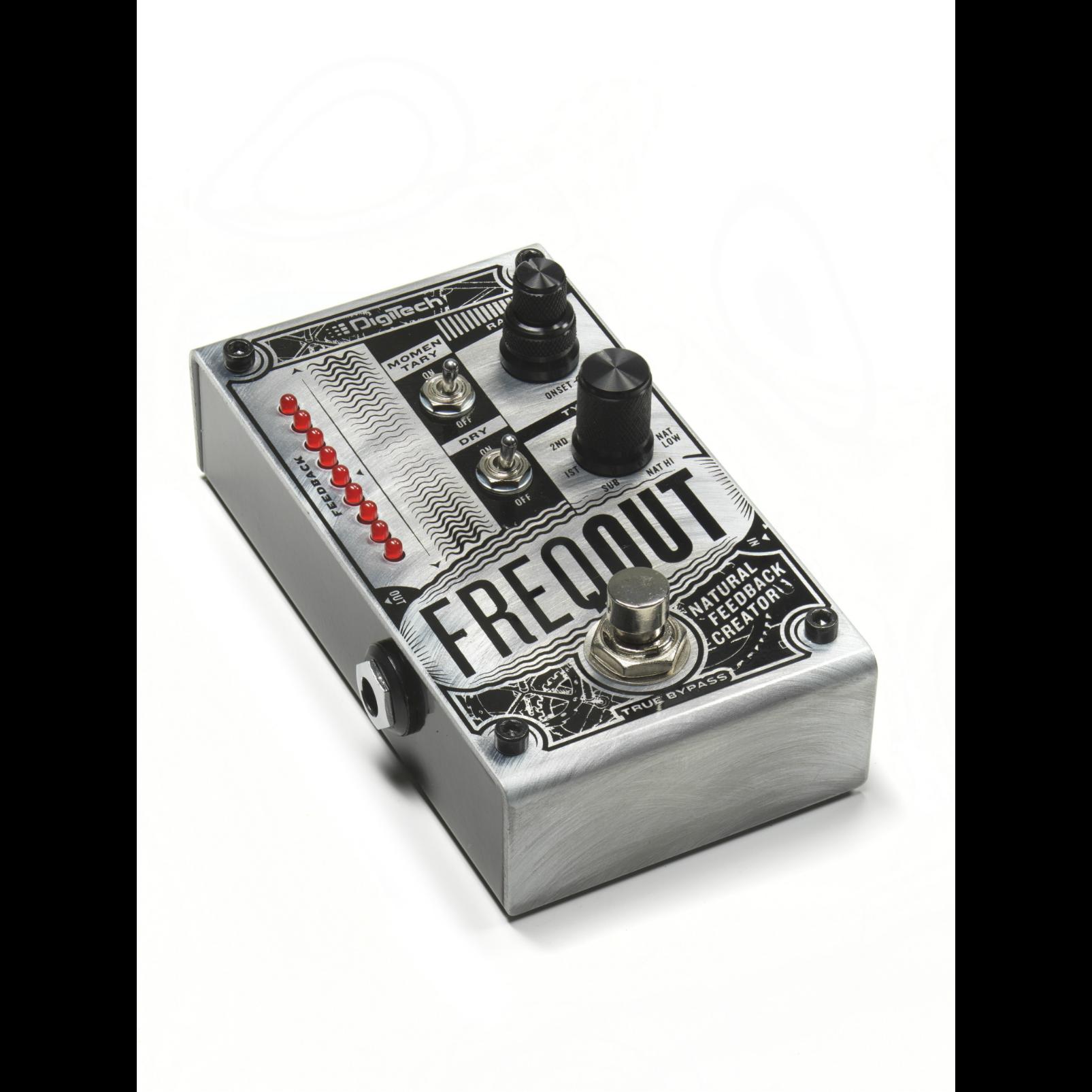 FreqOut - Silver - Natural Feedback Creator - Detailshot 1