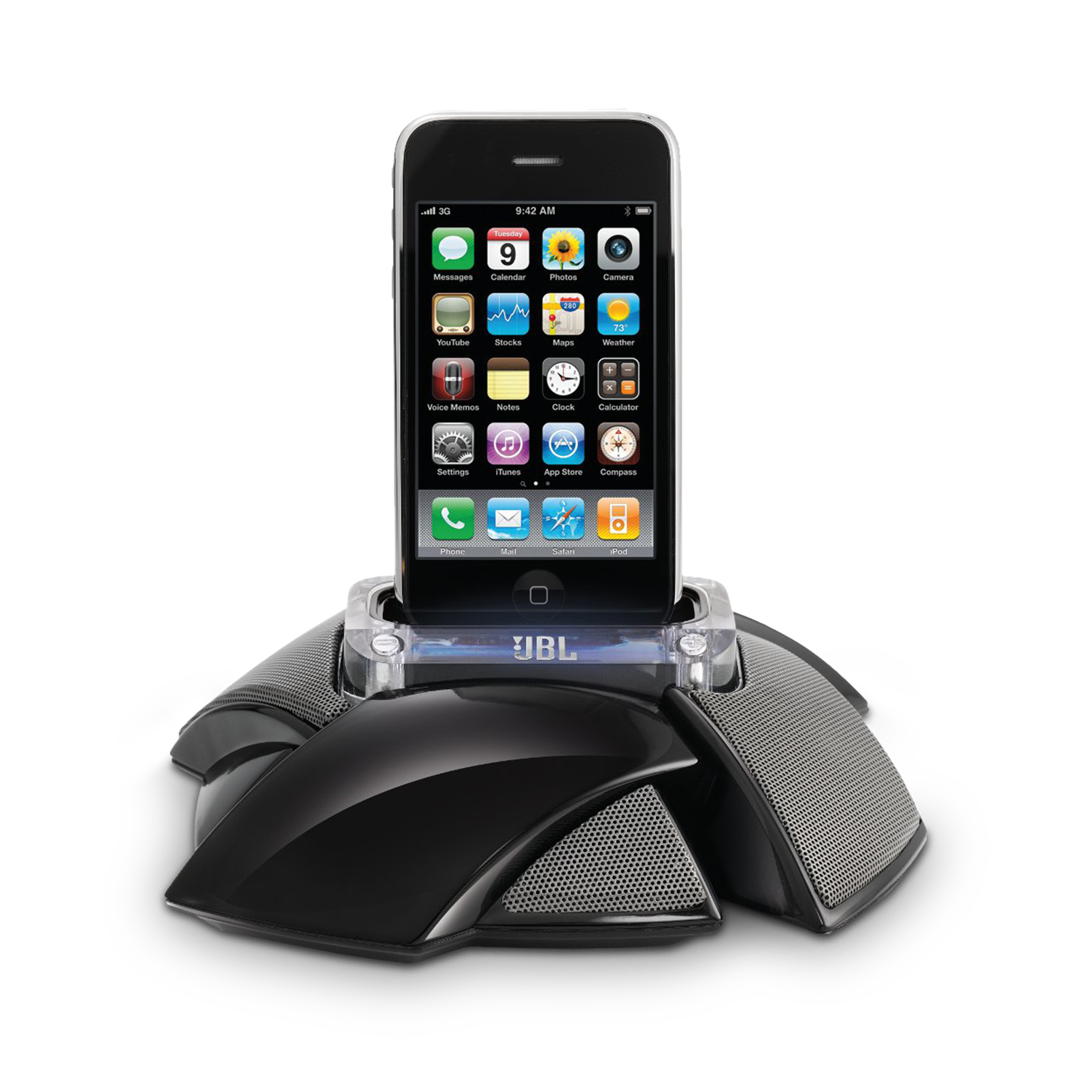jbl on stage micro iii loudspeaker dock for ipod and iphone rh harmanaudio com