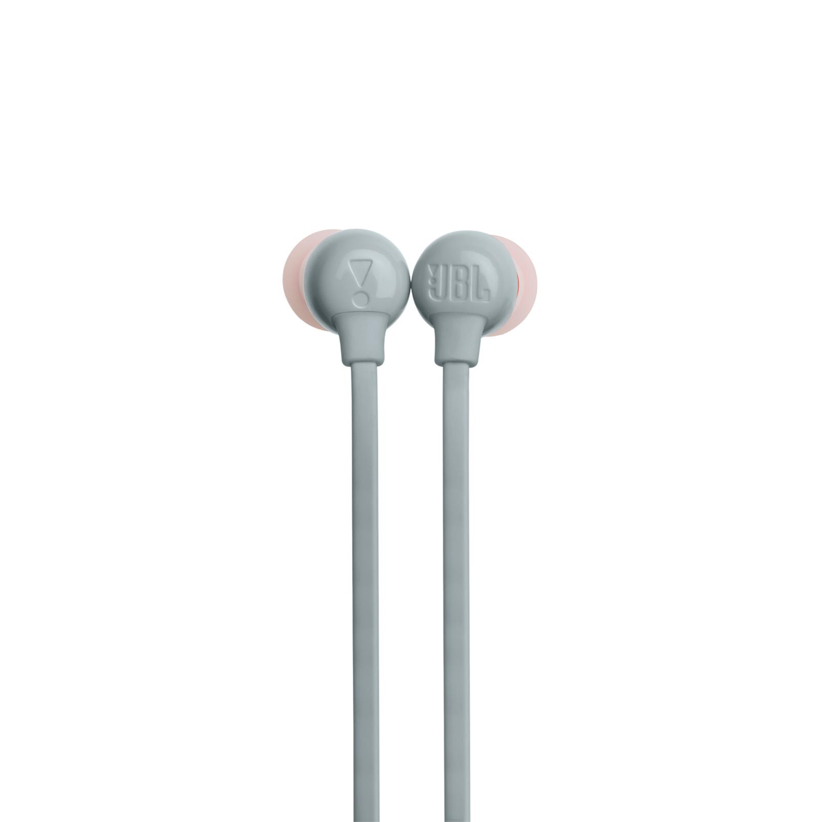 JBL TUNE 115BT - Grey - Wireless In-Ear headphones - Detailshot 1