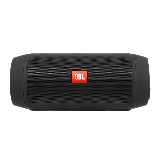 JBL Charge 2+ - Black - Splashproof Bluetooth Speaker with Powerful Bass - Detailshot 15