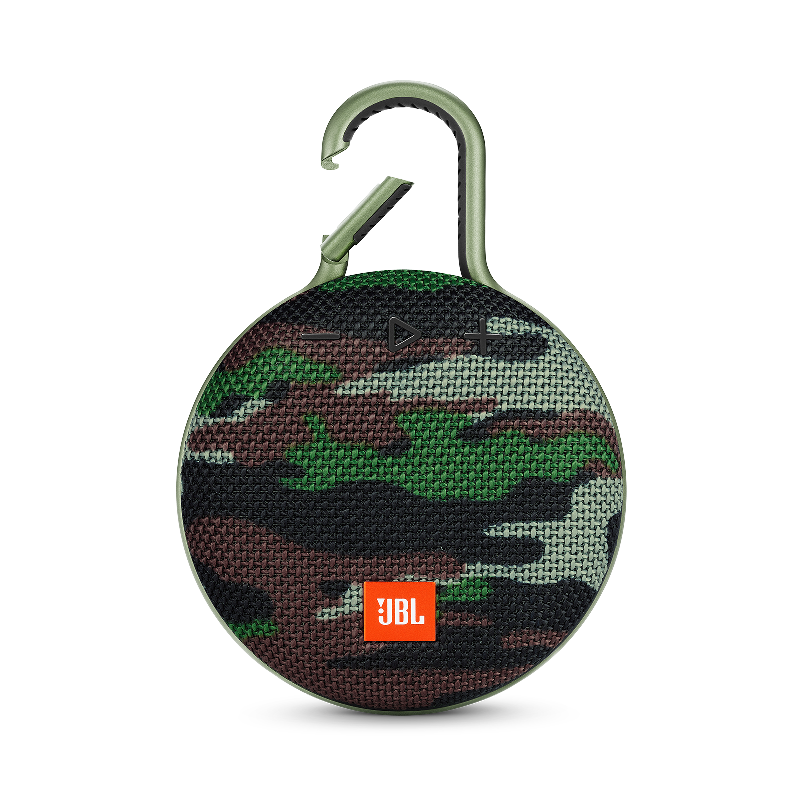 JBL CLIP 3 - Squad - Portable Bluetooth® speaker - Detailshot 2
