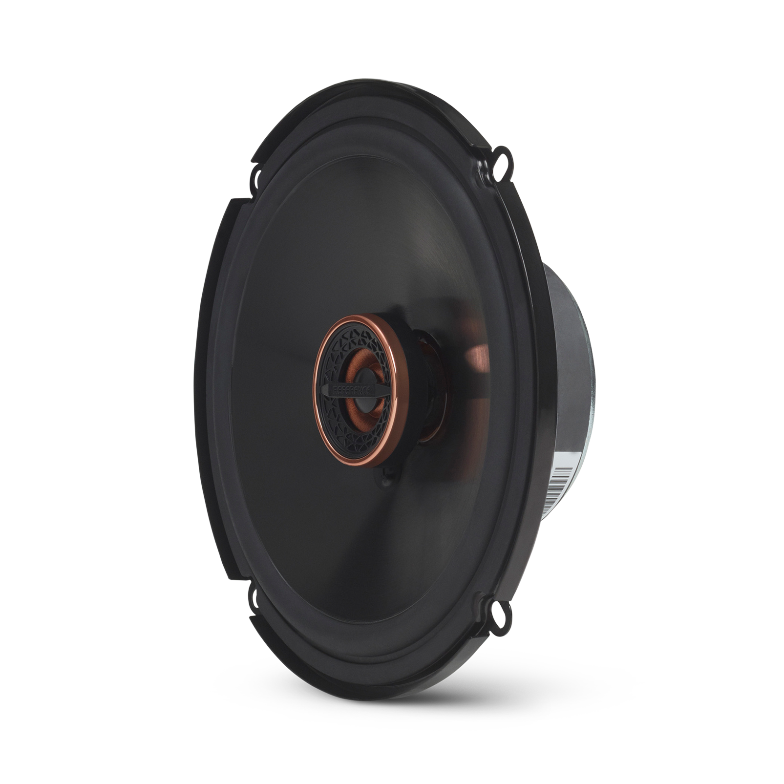 """Reference 6532ex - Black - 6-1/2"""" (160mm) shallow-mount coaxial car speaker, 165W - Detailshot 2"""