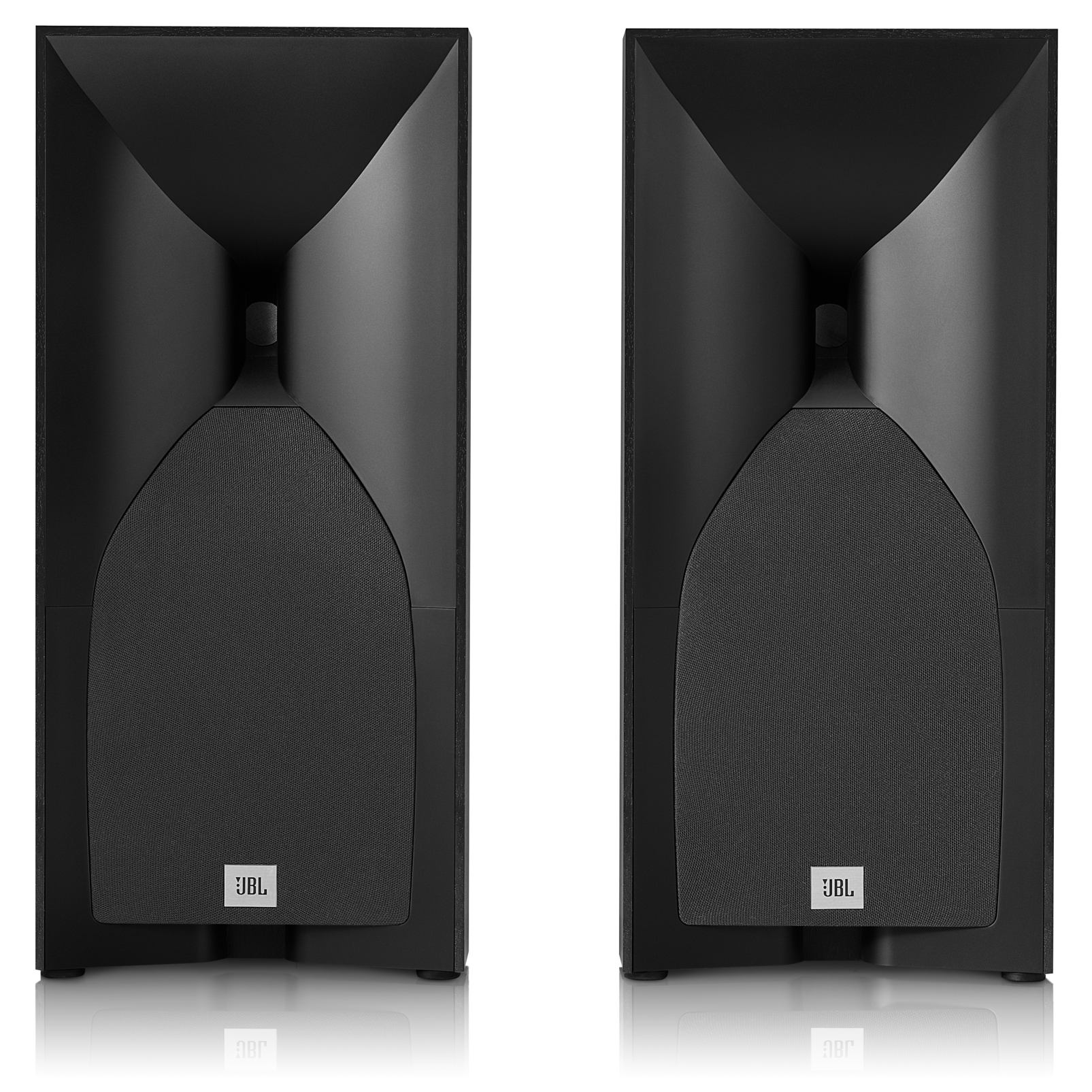 Studio 530 - Black - Professional-quality 125-watt Bookshelf Speakers - Front