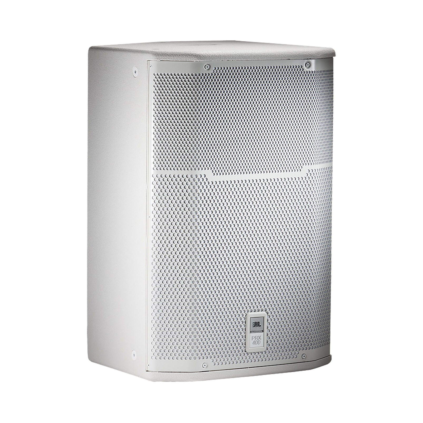 """JBL PRX415M - White - 15"""" Two-Way Stage Monitor and Loudspeaker System - Hero"""