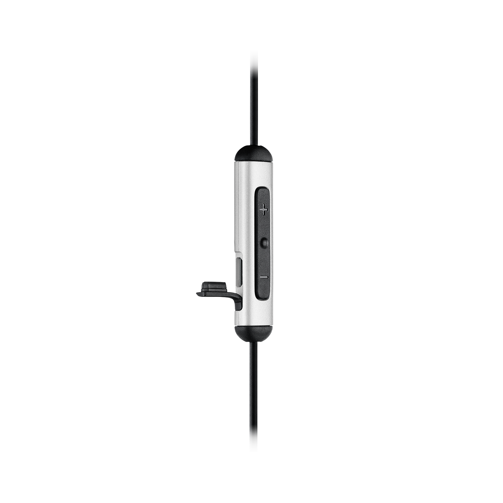 JBL Duet Mini - Silver - Wireless In-Ear headphones. - Kabellose In-Ear-Kopfhörer. - Detailshot 3