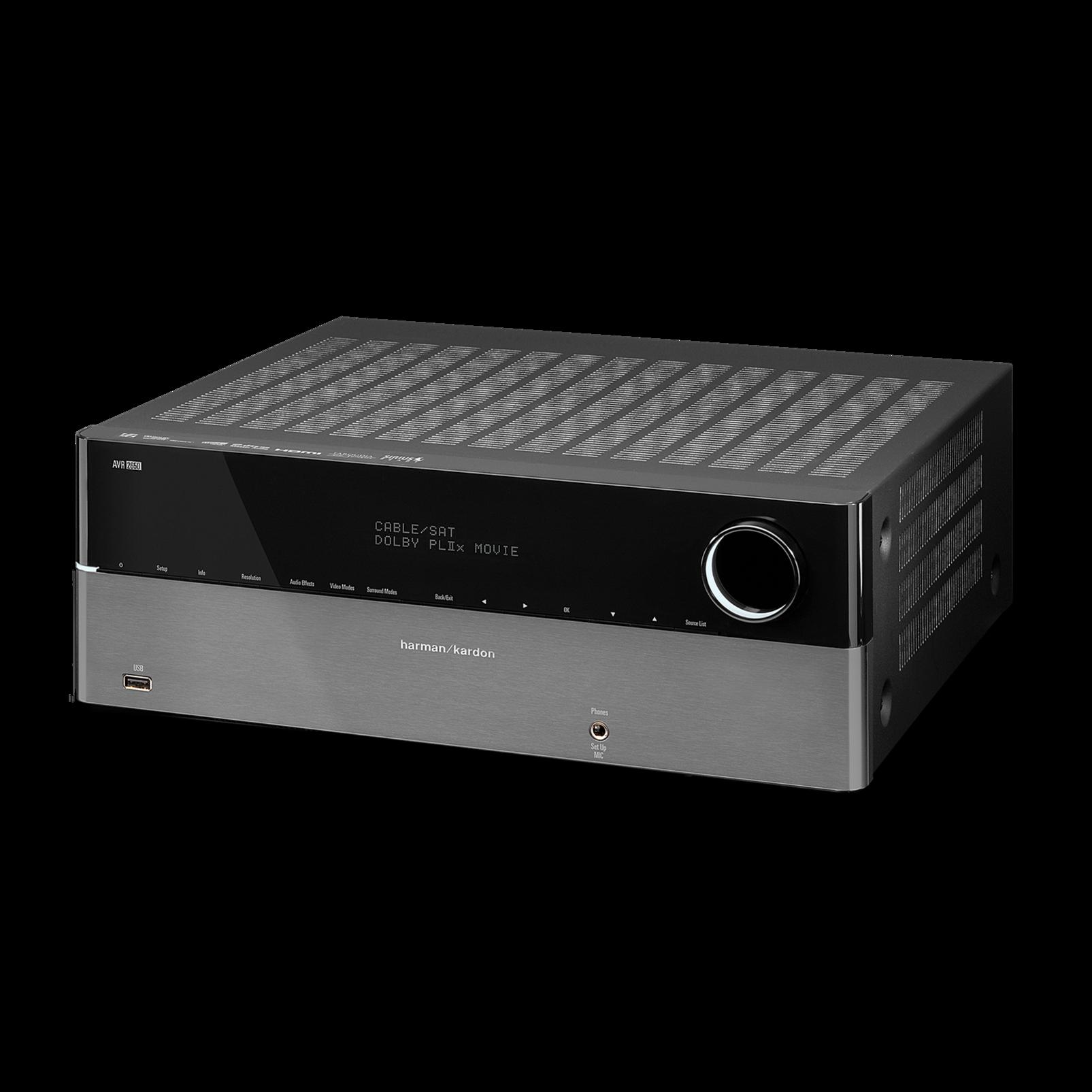 harman kardon avr2650 7 1 channel av receiver service manual