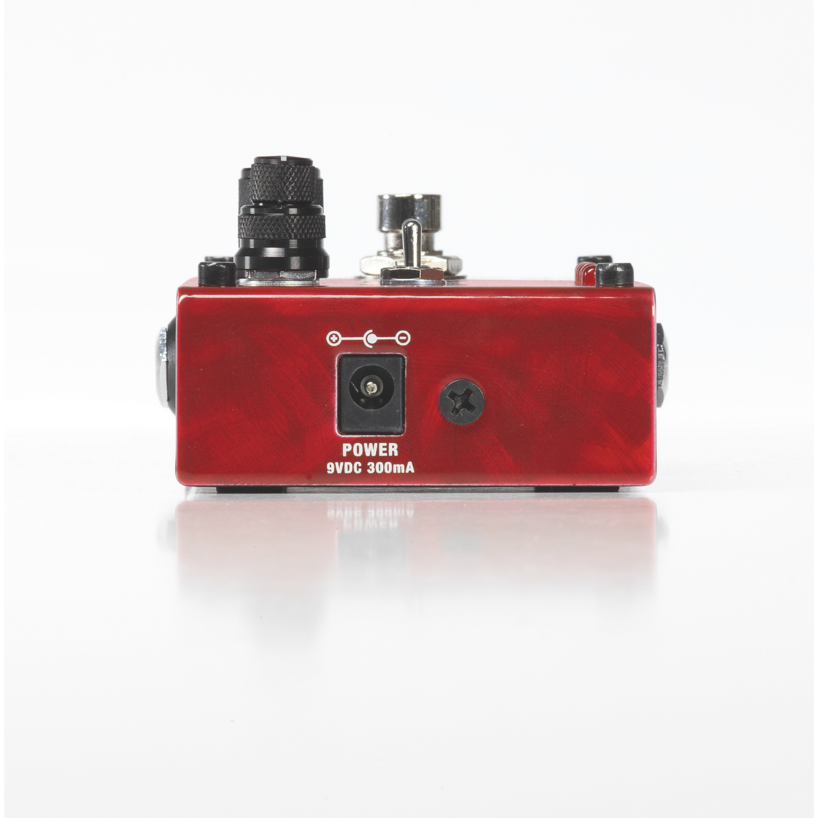 Whammy Ricochet - Red - Pitch Shift Pedal - Back