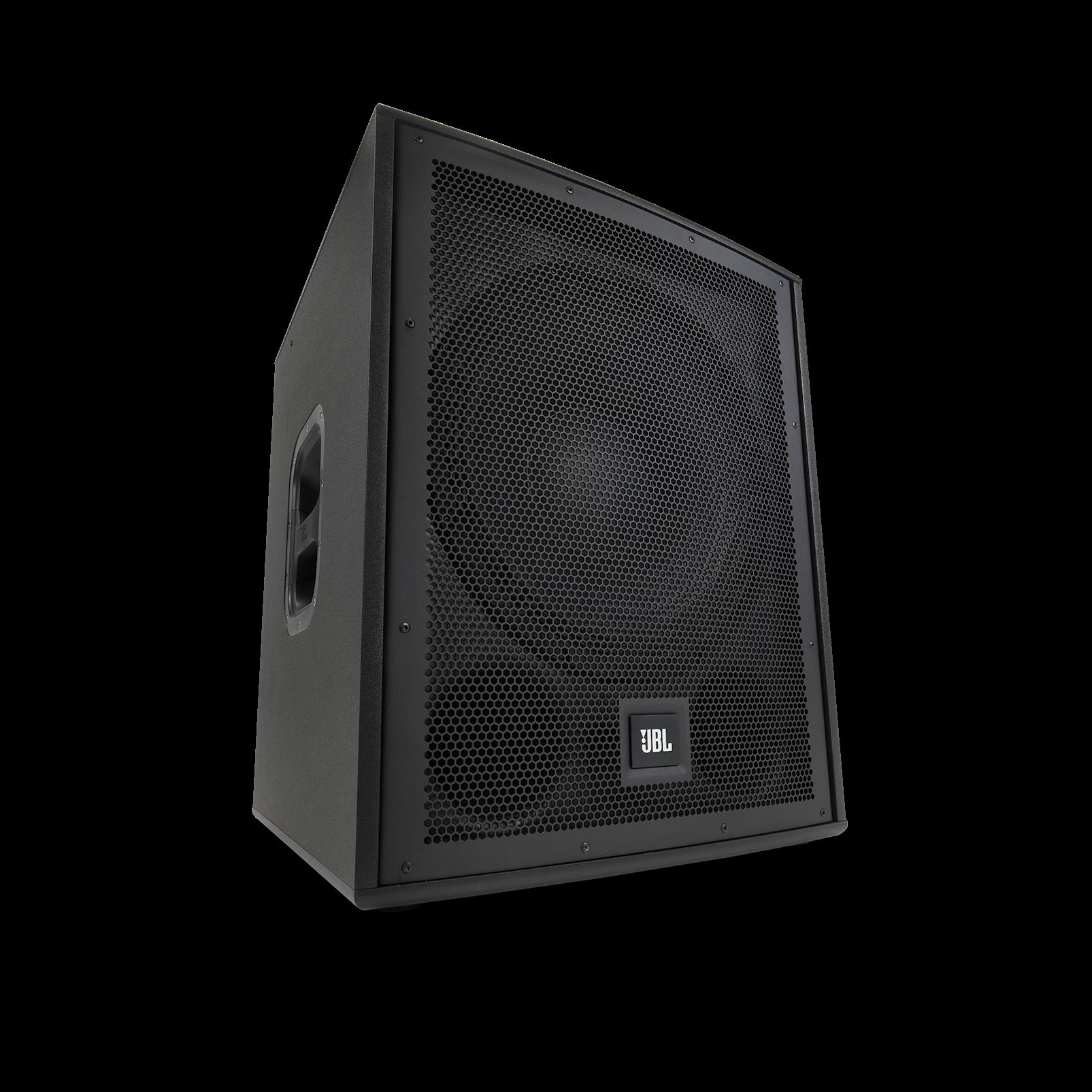 "JBL IRX115S - Black - 15"" Powered Subwoofer - Detailshot 2"