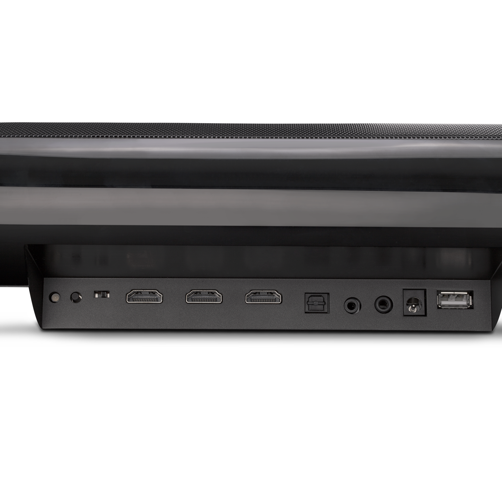 SB 26 - Black - Advanced Soundbar with Bluetooth® and powered wireless subwoofer - Detailshot 4