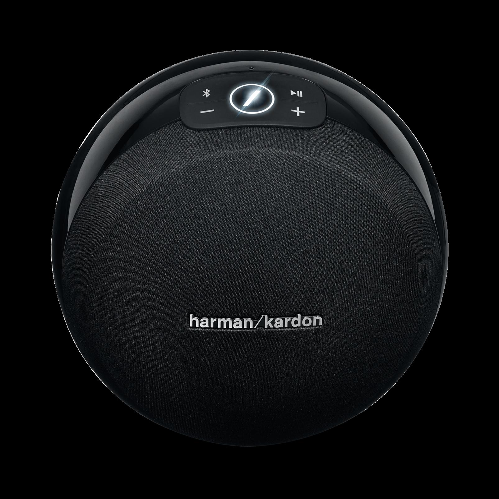 Omni 10 - Black - Wireless HD loudspeaker - Hero