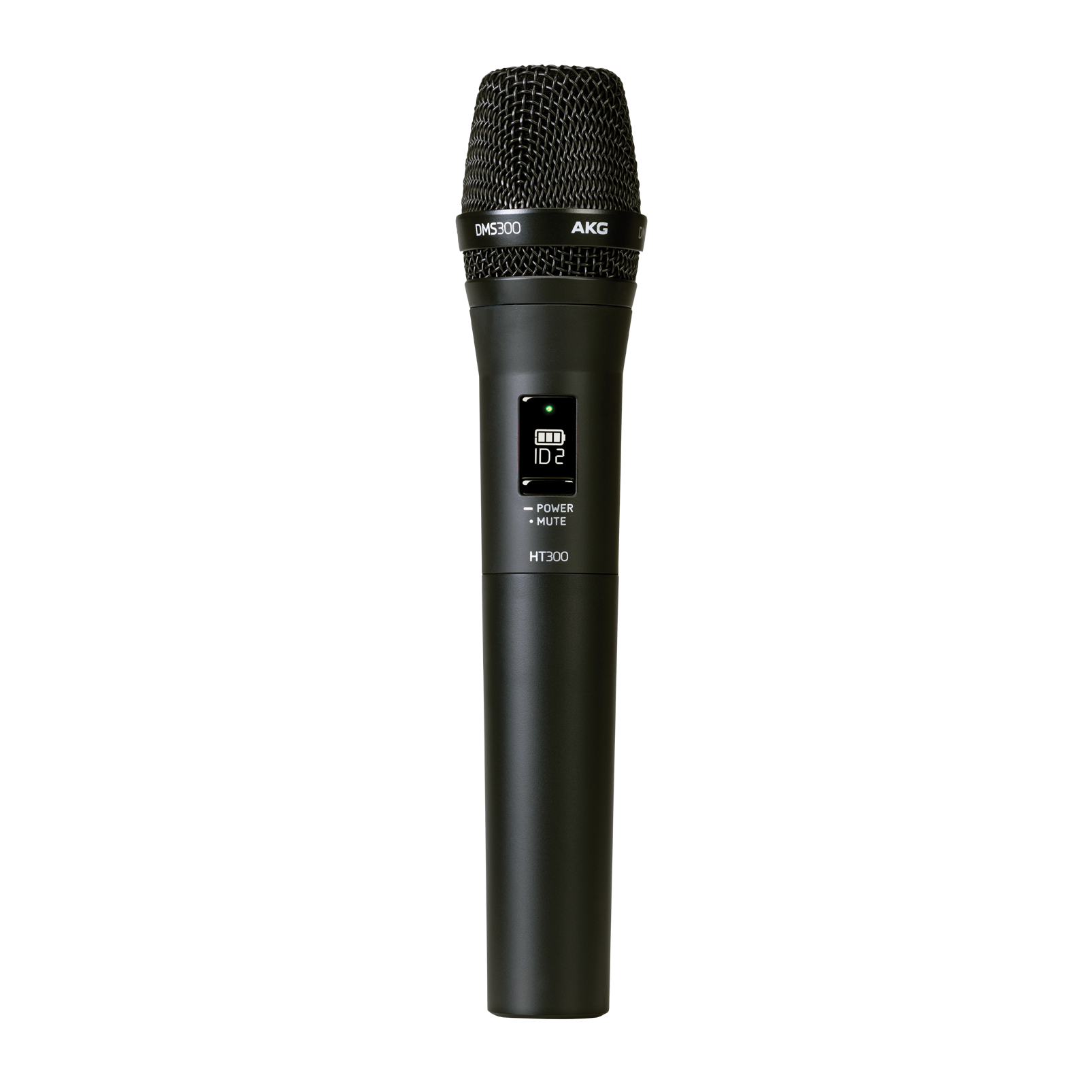 DMS300 Microphone Set - Black - Digital wireless microphone system - Detailshot 1