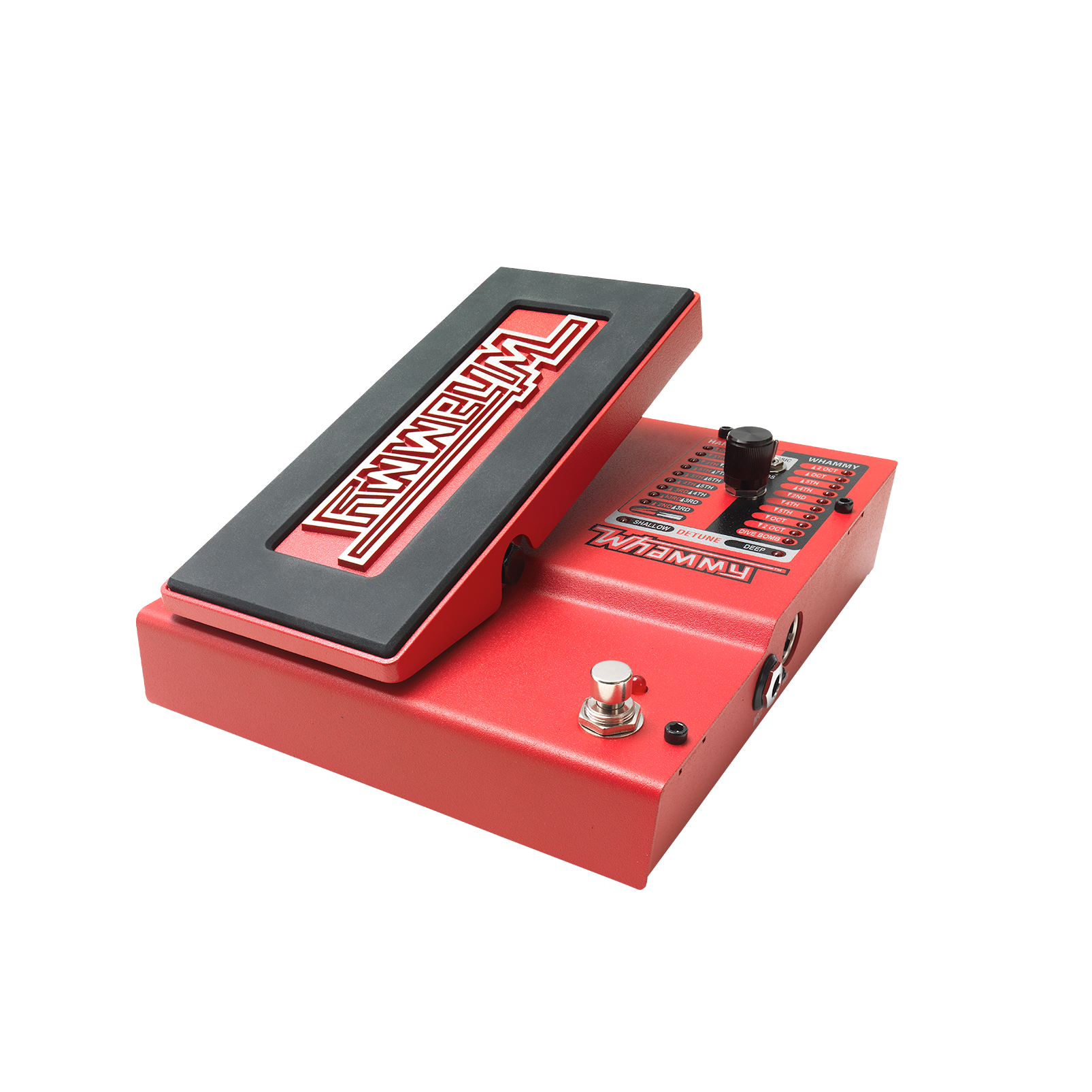 Whammy (5th Gen) - Red - Whammy Guitar Pedal Pedal with MIDI In - Hero