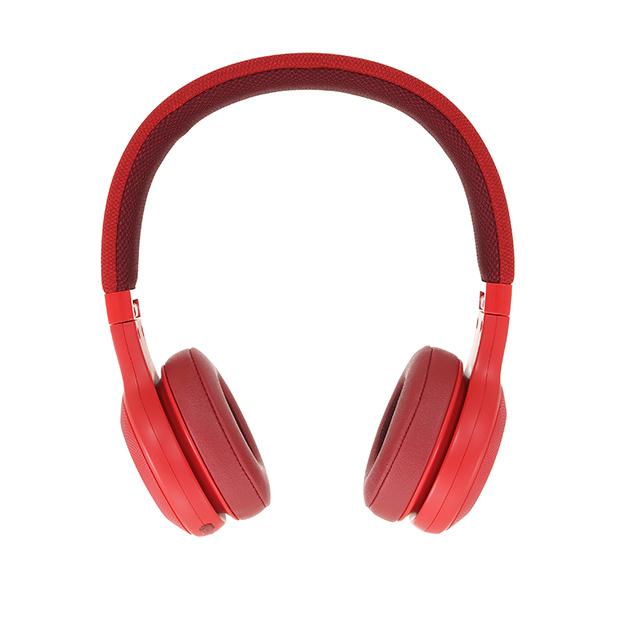 JBL E45BT - Red - Wireless on-ear headphones - Detailshot 15
