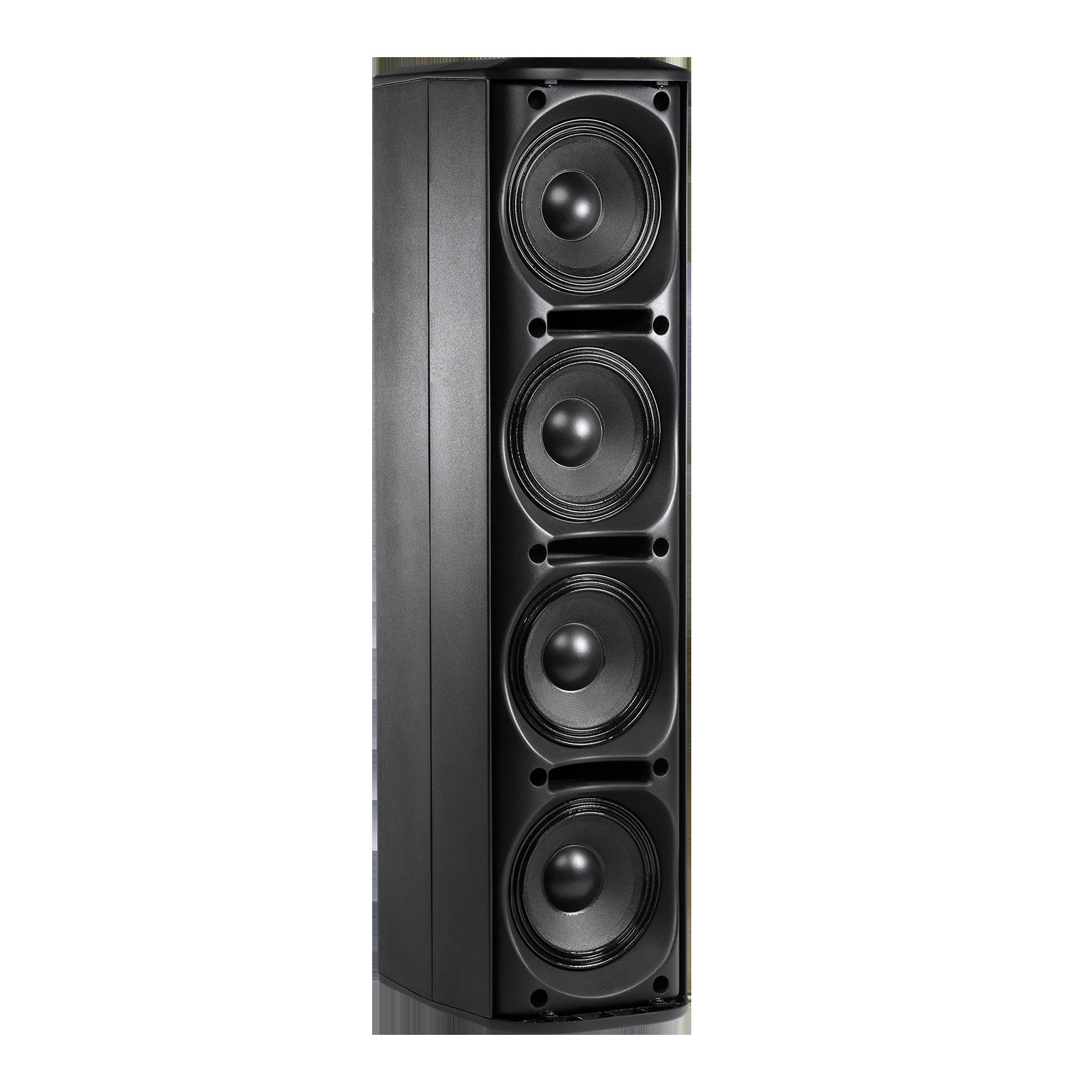 JBL CBT 70JE-1 - Black - Extension for CBT 70J-1 Line Array Column Speaker - Detailshot 2