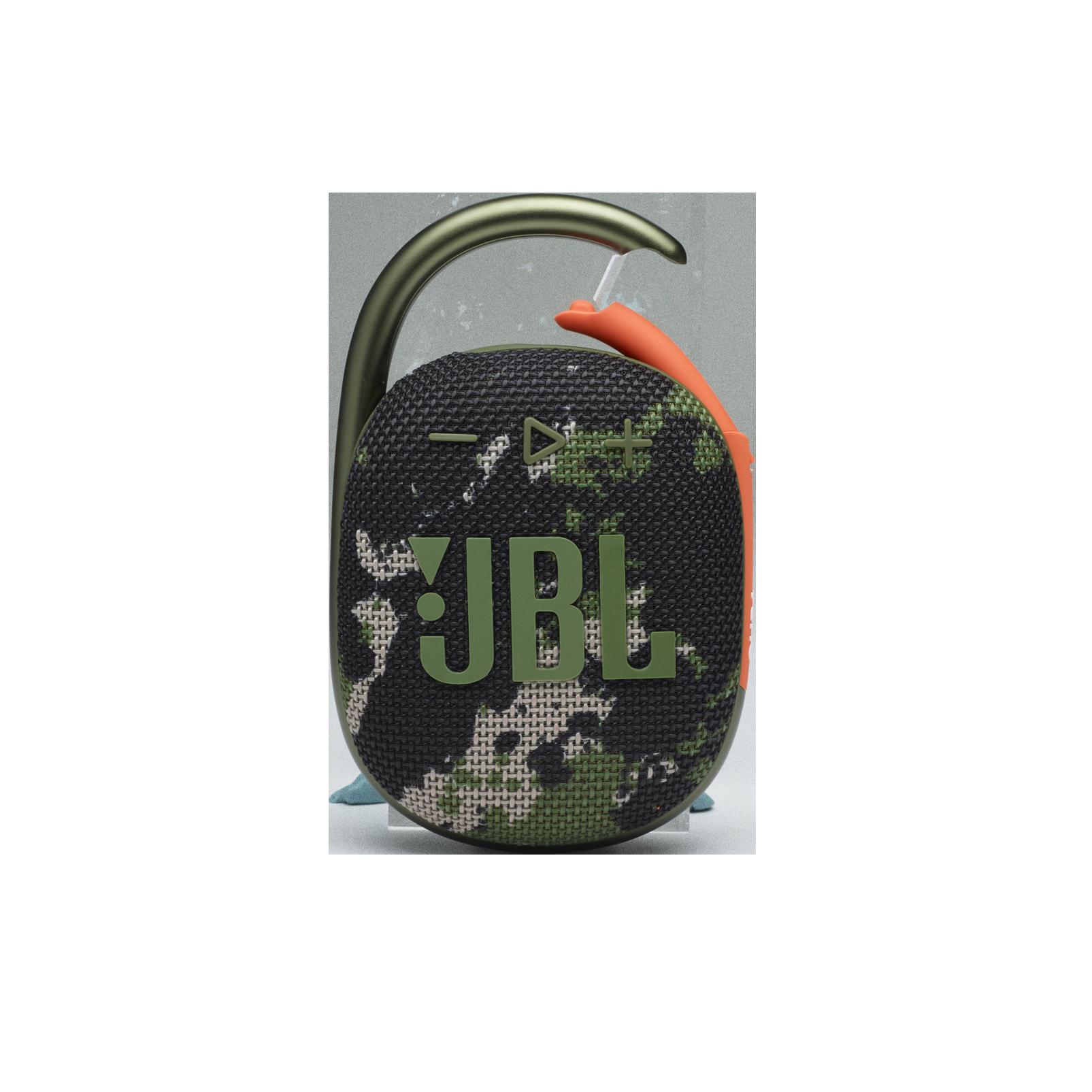 JBL CLIP 4 - Squad - Ultra-portable Waterproof Speaker - Front