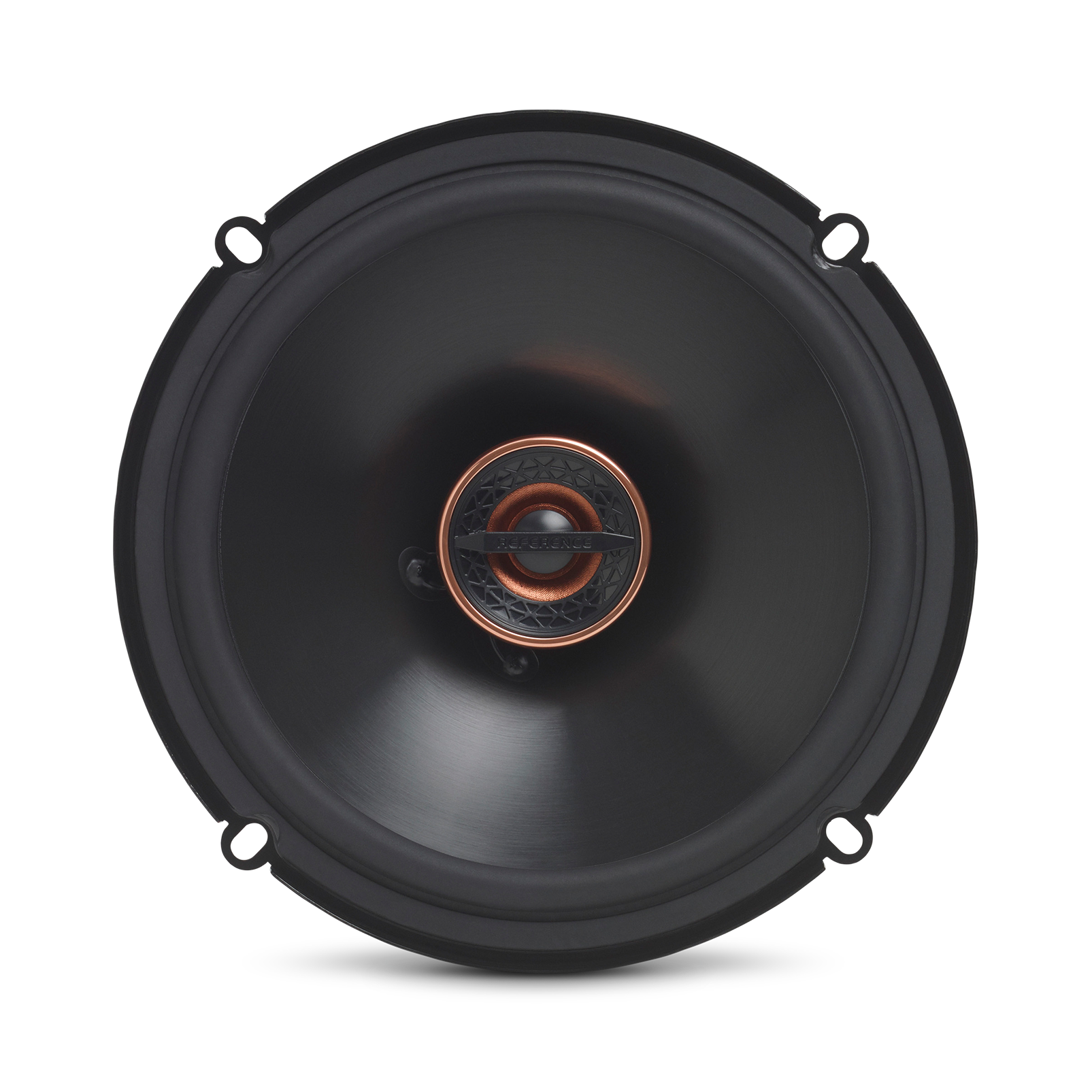 """Reference 6532ex - Black - 6-1/2"""" (160mm) shallow-mount coaxial car speaker, 165W - Detailshot 1"""