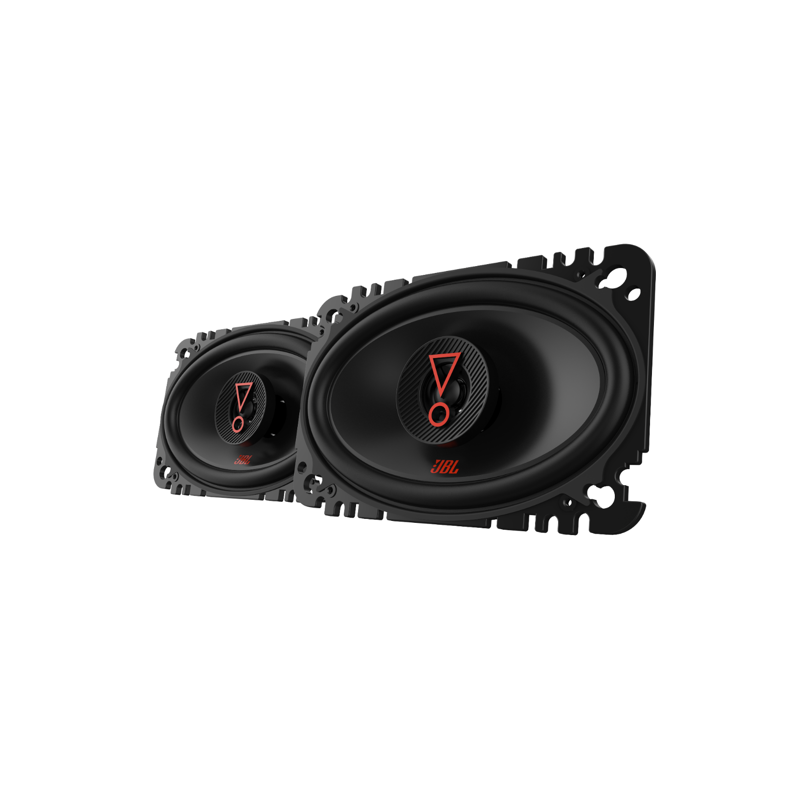 "Stage3  6427 - Black - 4"" x6""(100mmx152mm)  2-Way coaxial  car speaker - Hero"