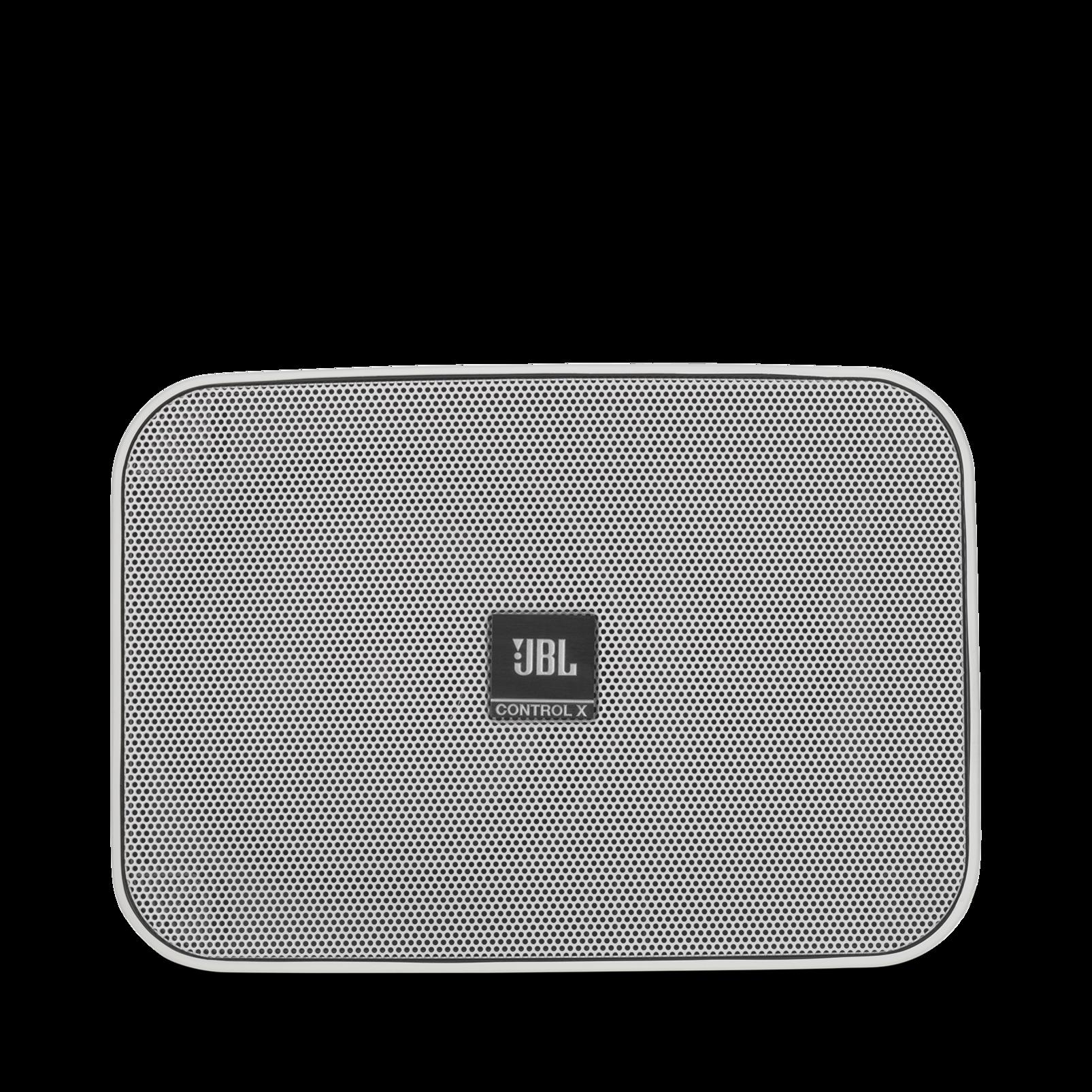 """JBL Control X - White - 5.25"""" (133mm) Indoor / Outdoor Speakers - Detailshot 2"""