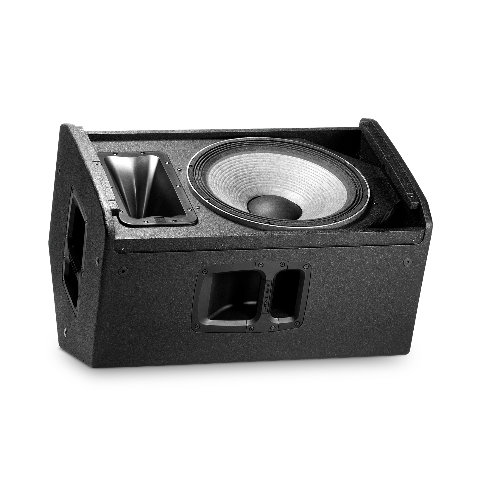 "JBL SRX815 - Black - 15"" Two-Way Bass Reflex Passive System - Detailshot 3"