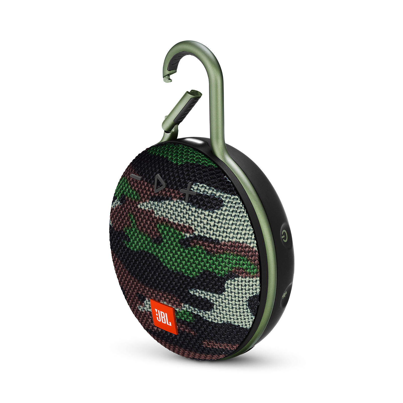 JBL CLIP 3 - Squad - Portable Bluetooth® speaker - Hero