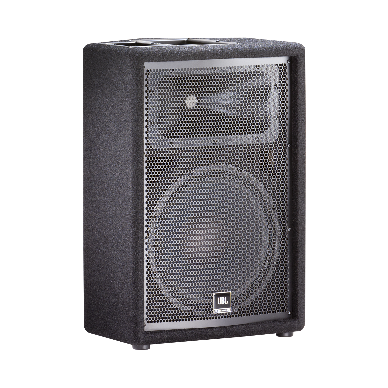 "JBL JRX212 - Black - 12"" Two-Way Stage Monitor Loudspeaker System - Hero"